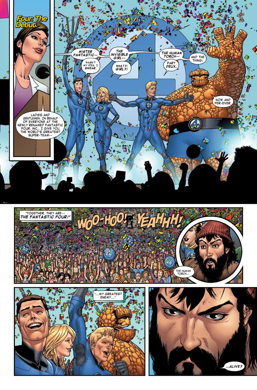 Read online Fantastic Four: Season One comic -  Issue # TPB - 65