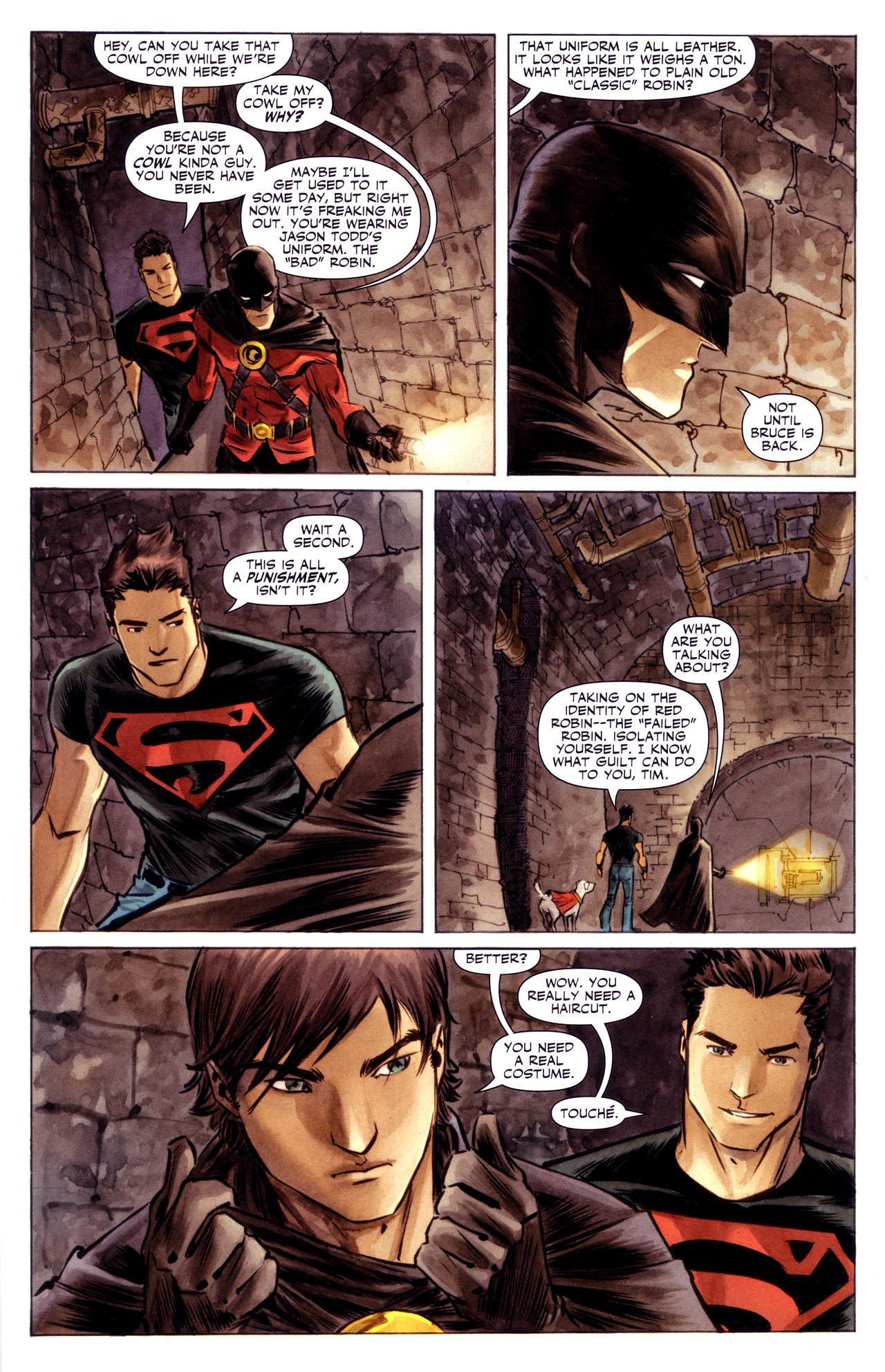 Read online Adventure Comics (2009) comic -  Issue #3 - 16