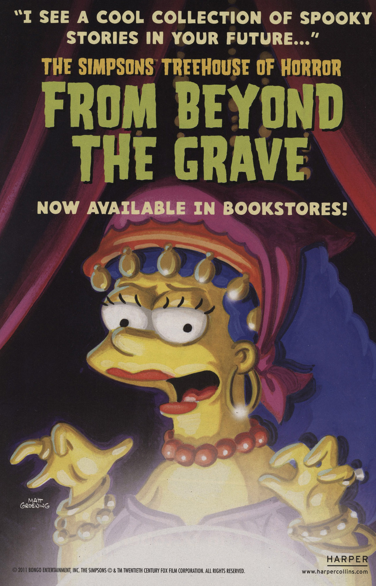 Read online Simpsons Comics comic -  Issue #183 - 34