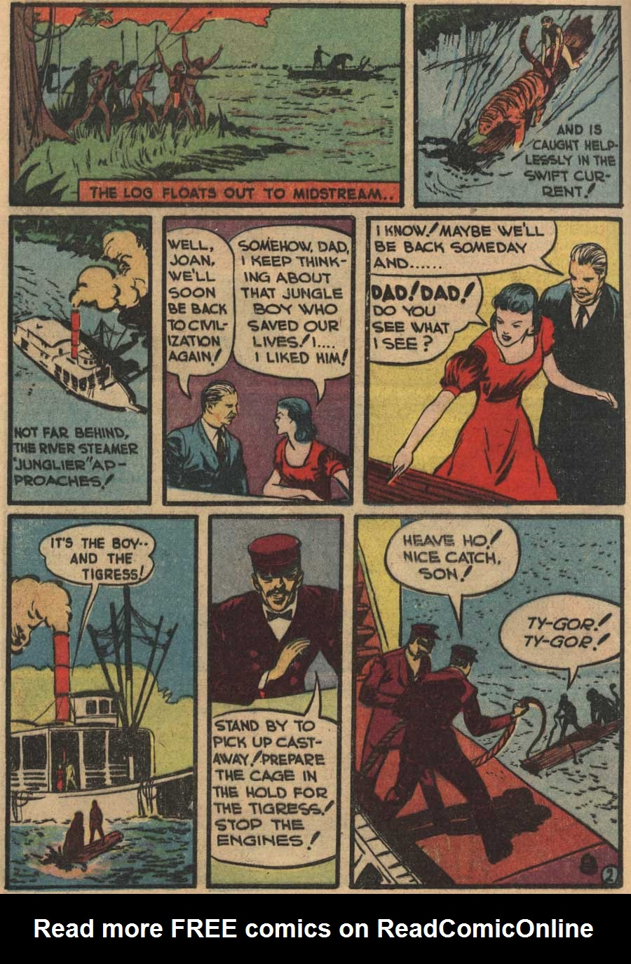 Blue Ribbon Comics (1939) issue 7 - Page 44