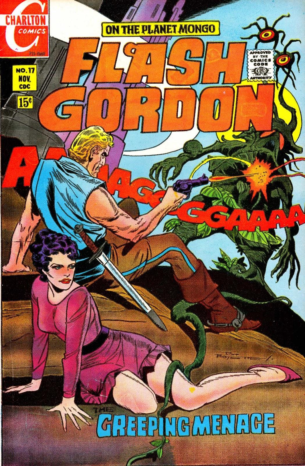 Flash Gordon (1969) issue 17 - Page 1