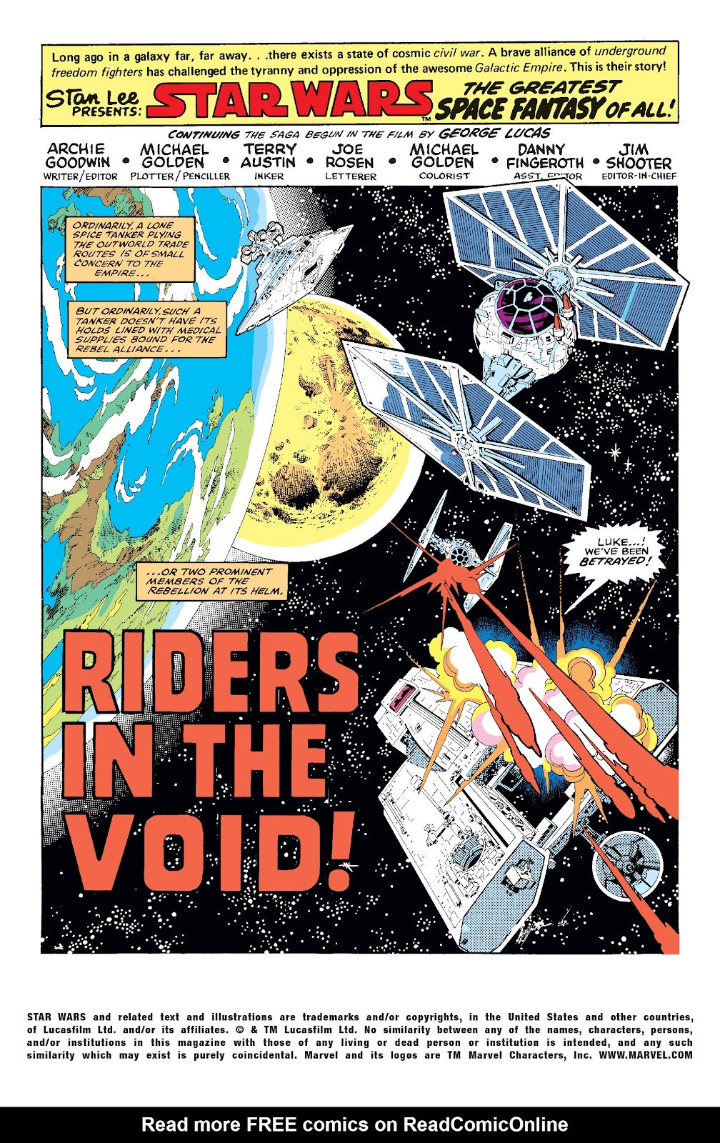 Read online Star Wars Legends: The Original Marvel Years - Epic Collection comic -  Issue # TPB 2 (Part 3) - 95