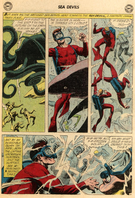 Read online Sea Devils comic -  Issue #5 - 16