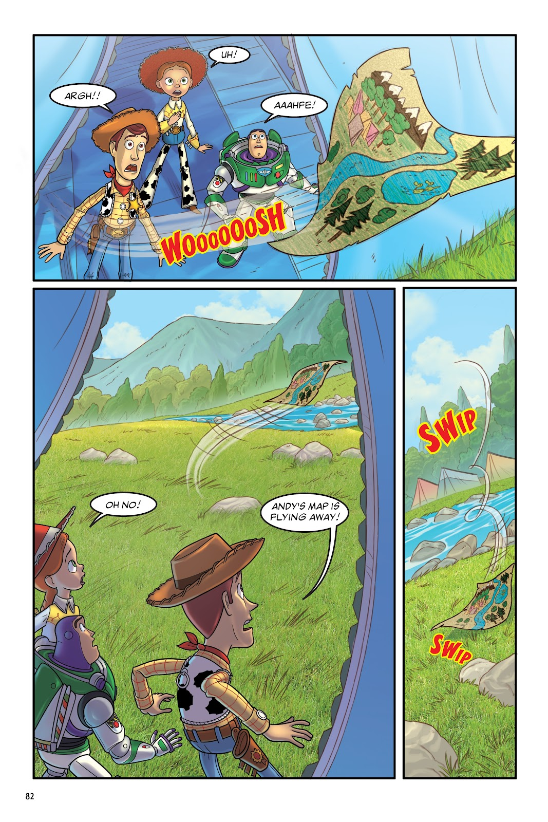 Read online DISNEY·PIXAR Toy Story Adventures comic -  Issue # TPB 1 (Part 1) - 82