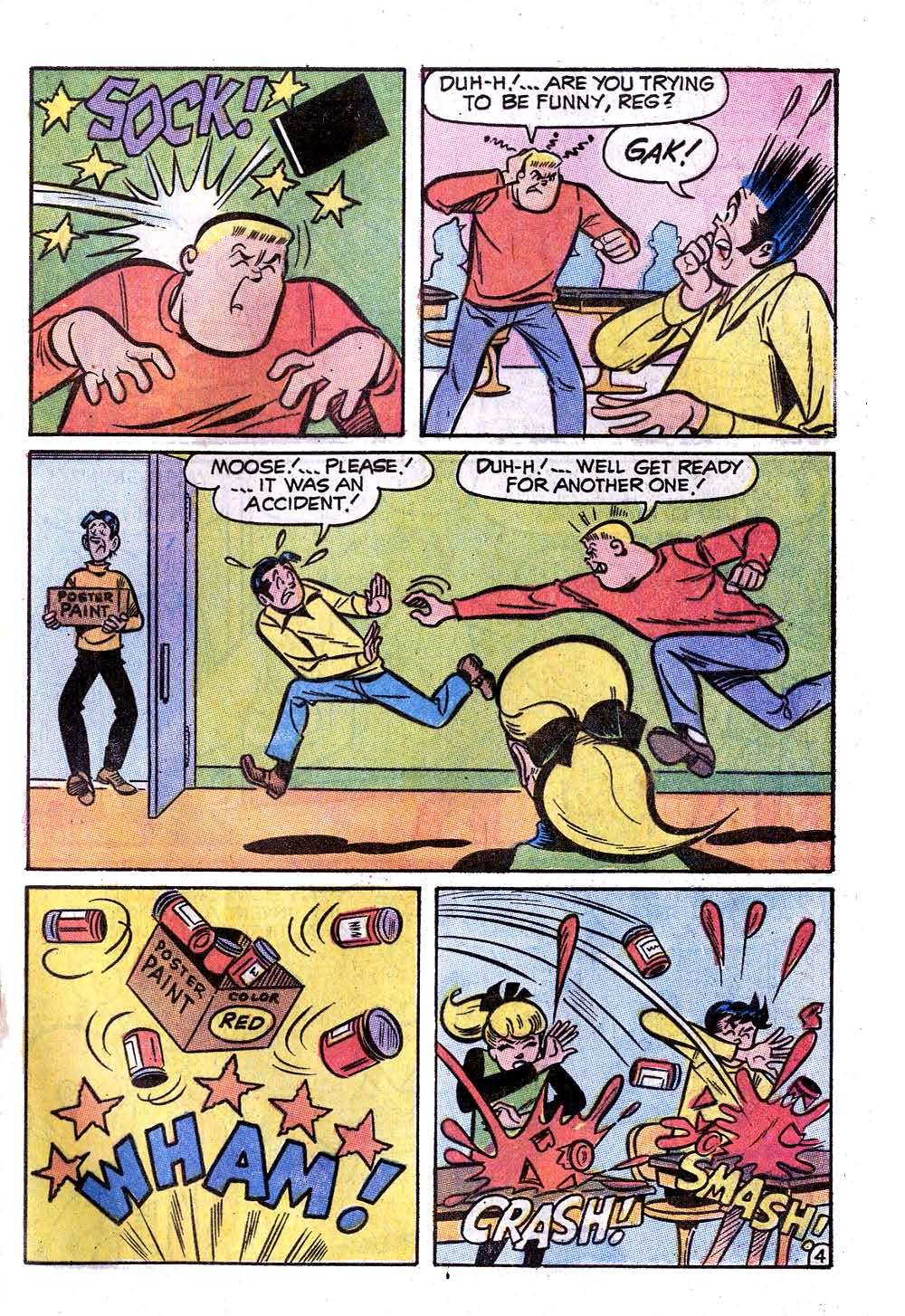 Read online Archie (1960) comic -  Issue #207 - 33