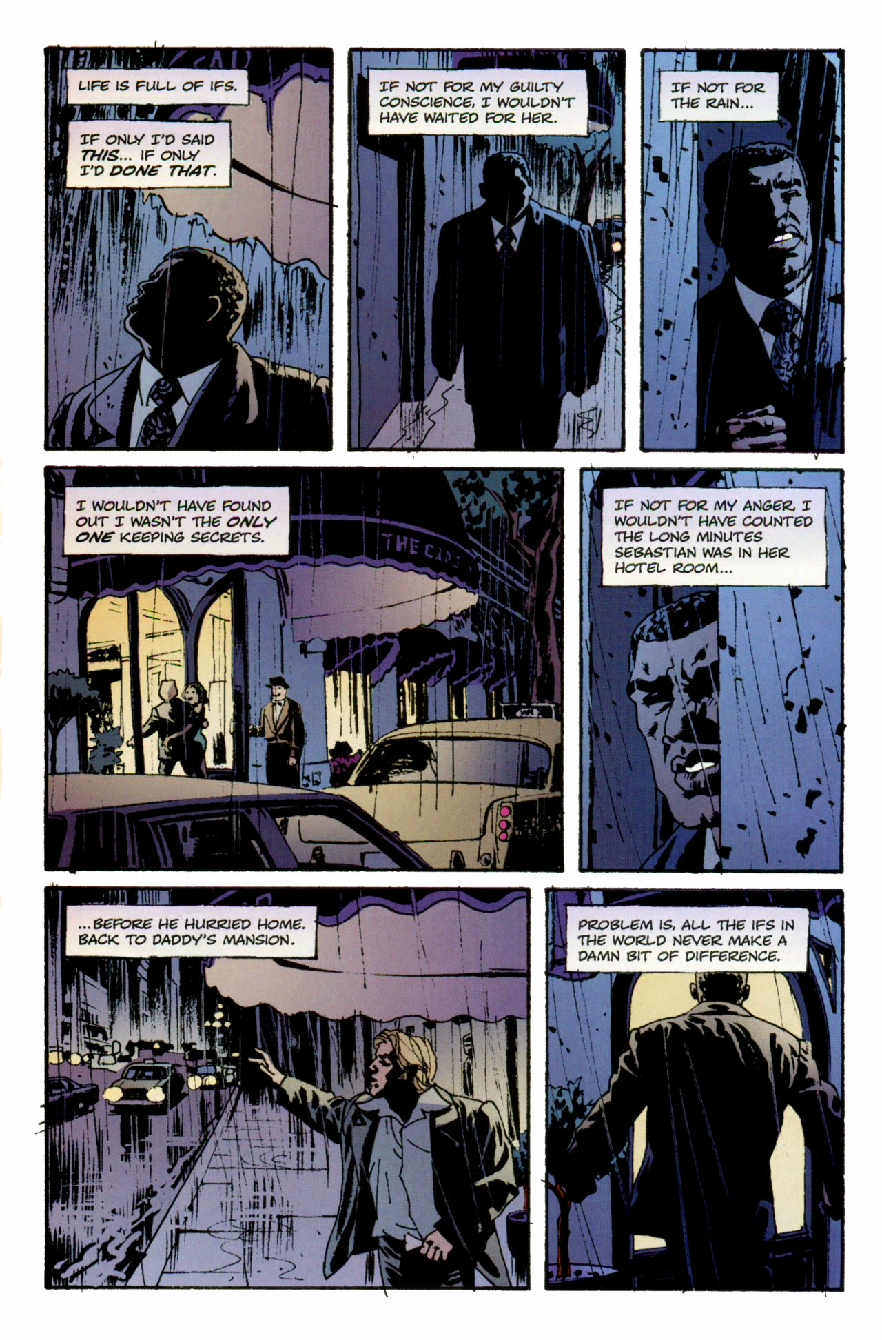 Read online Criminal (2008) comic -  Issue #1 - 21
