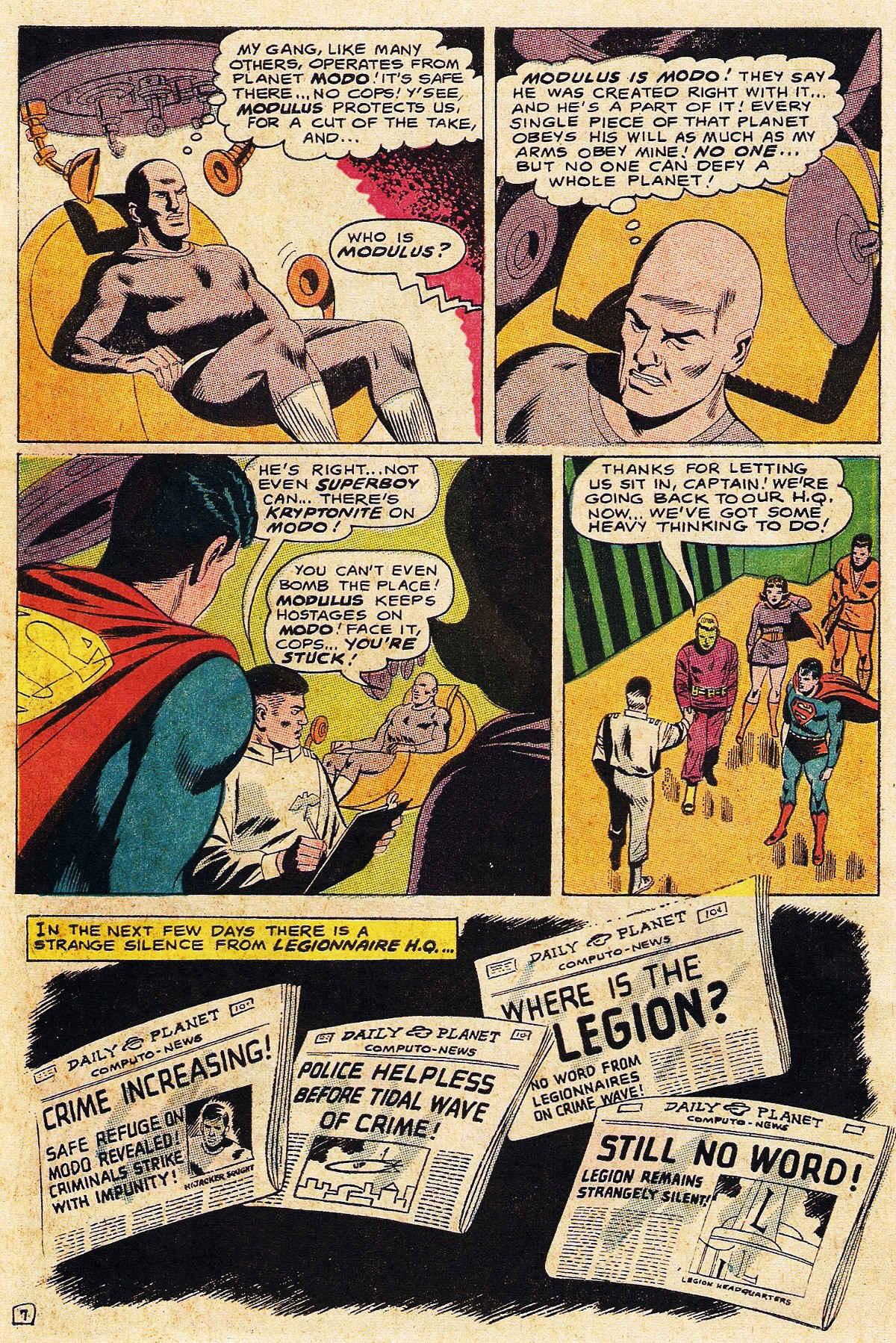 Read online Adventure Comics (1938) comic -  Issue #377 - 10