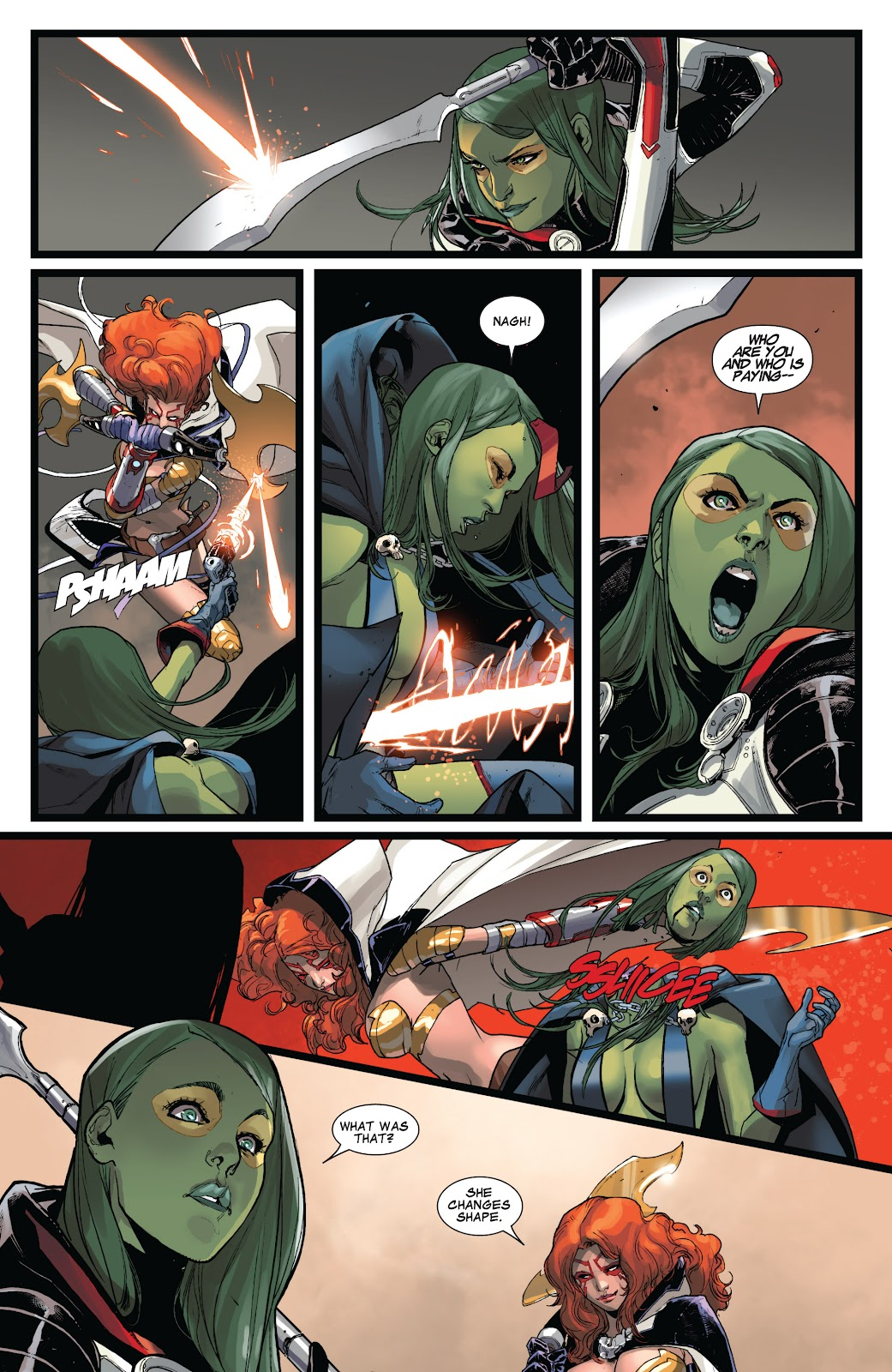 Guardians of the Galaxy/All-New X-Men: The Trial of Jean Grey issue TPB - Page 34