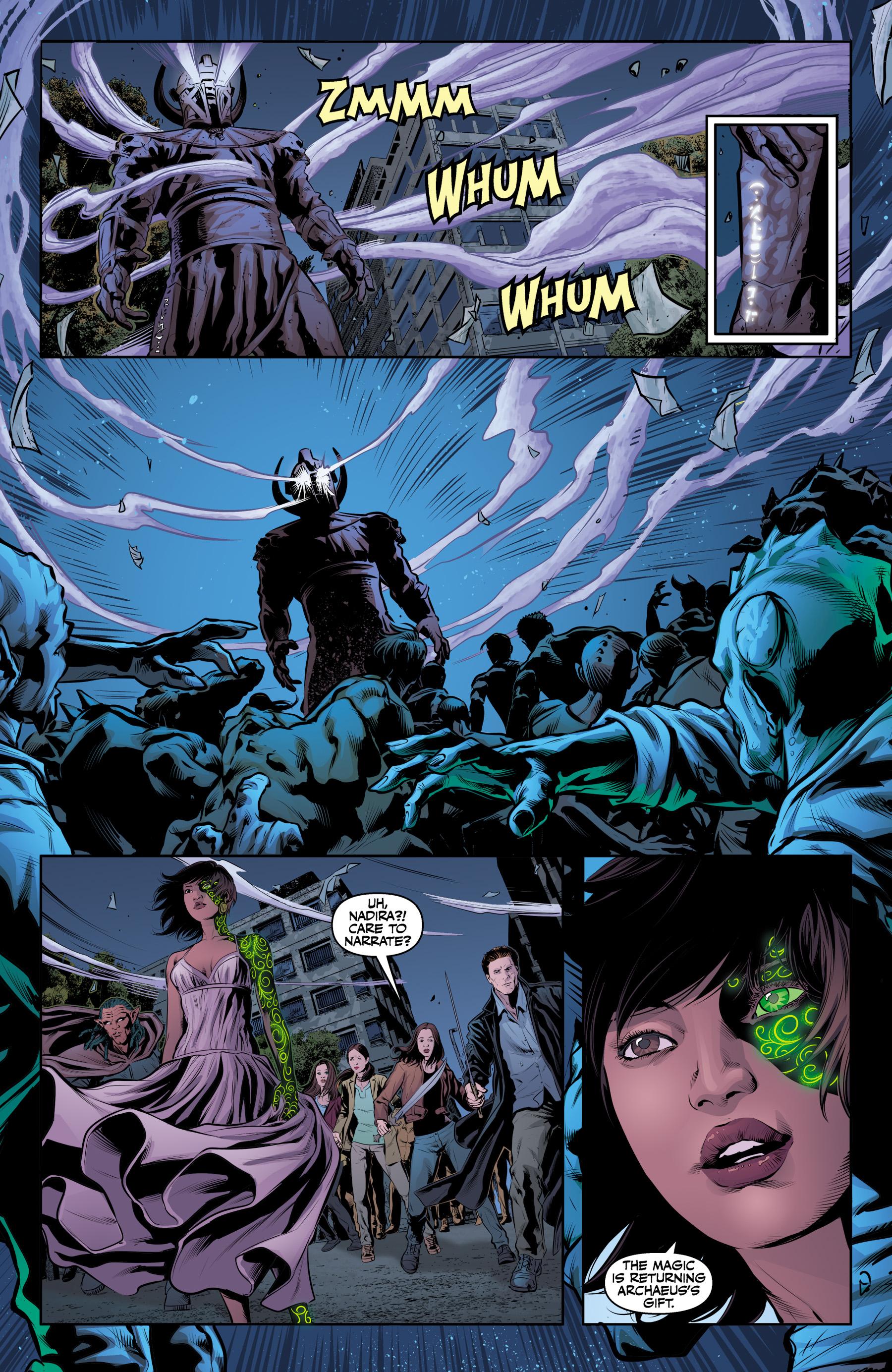 Read online Angel & Faith Season 10 comic -  Issue #25 - 15