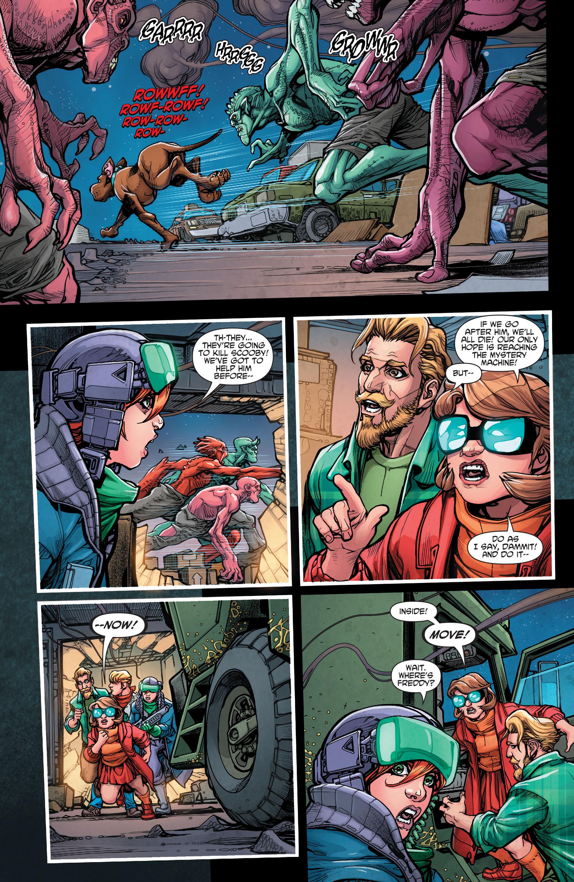 Read online Scooby Apocalypse comic -  Issue #7 - 20