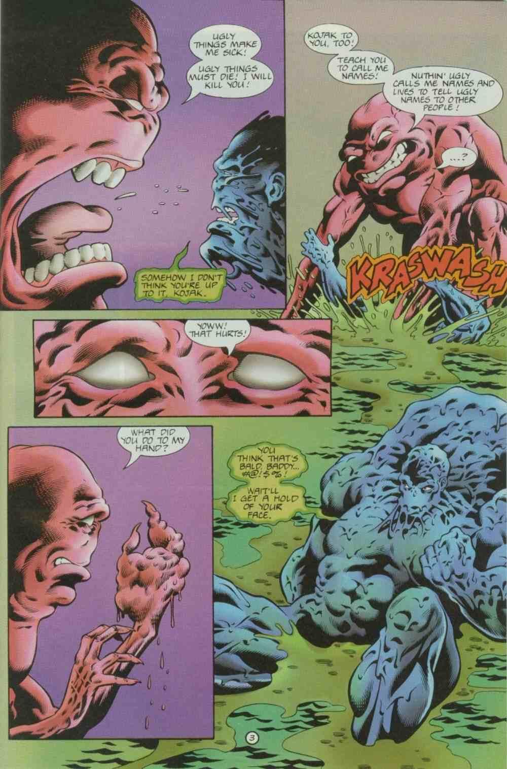 Read online Ultraverse Premiere comic -  Issue #8 - 5