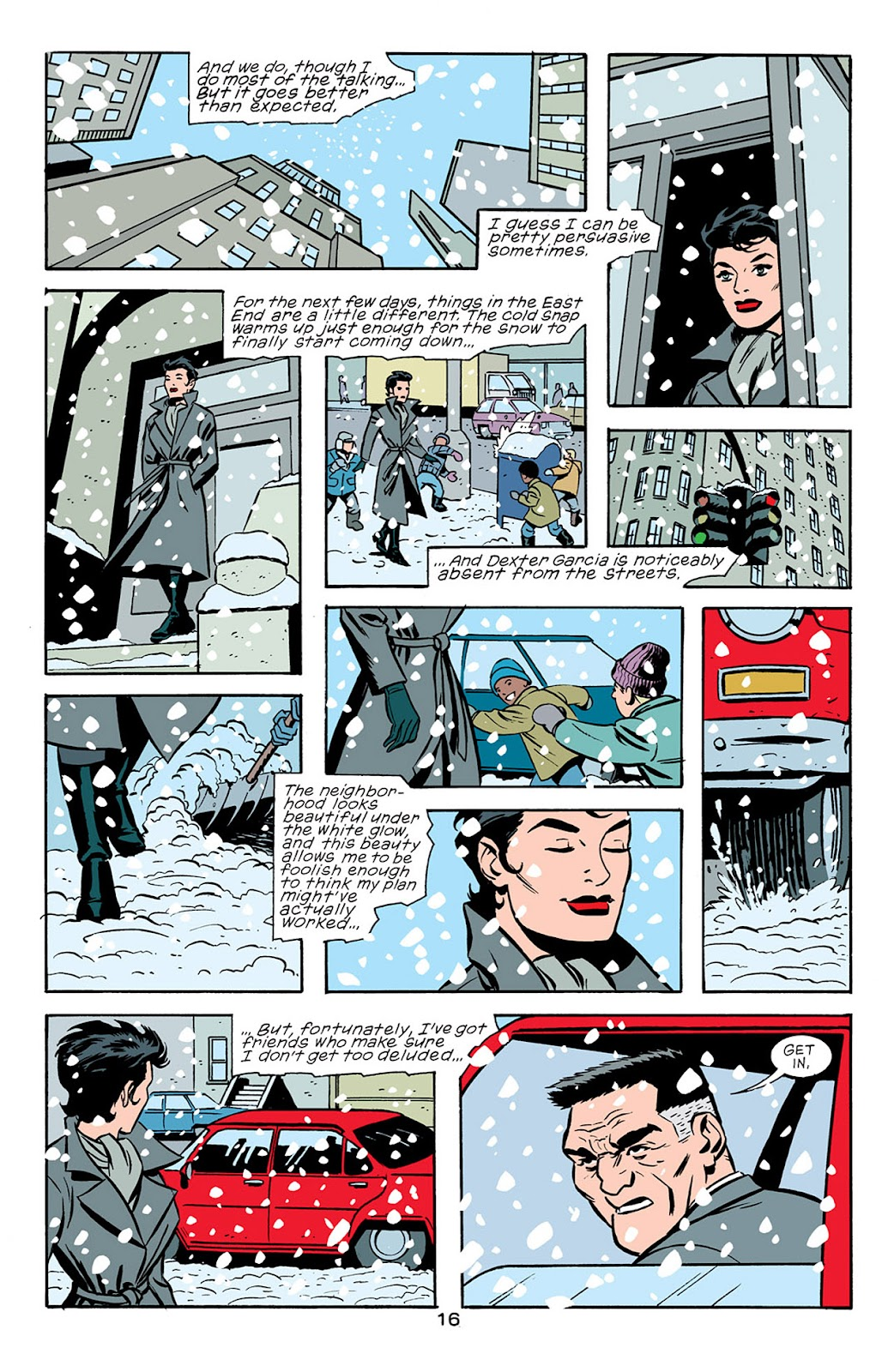 Catwoman (2002) Issue #5 #5 - English 17