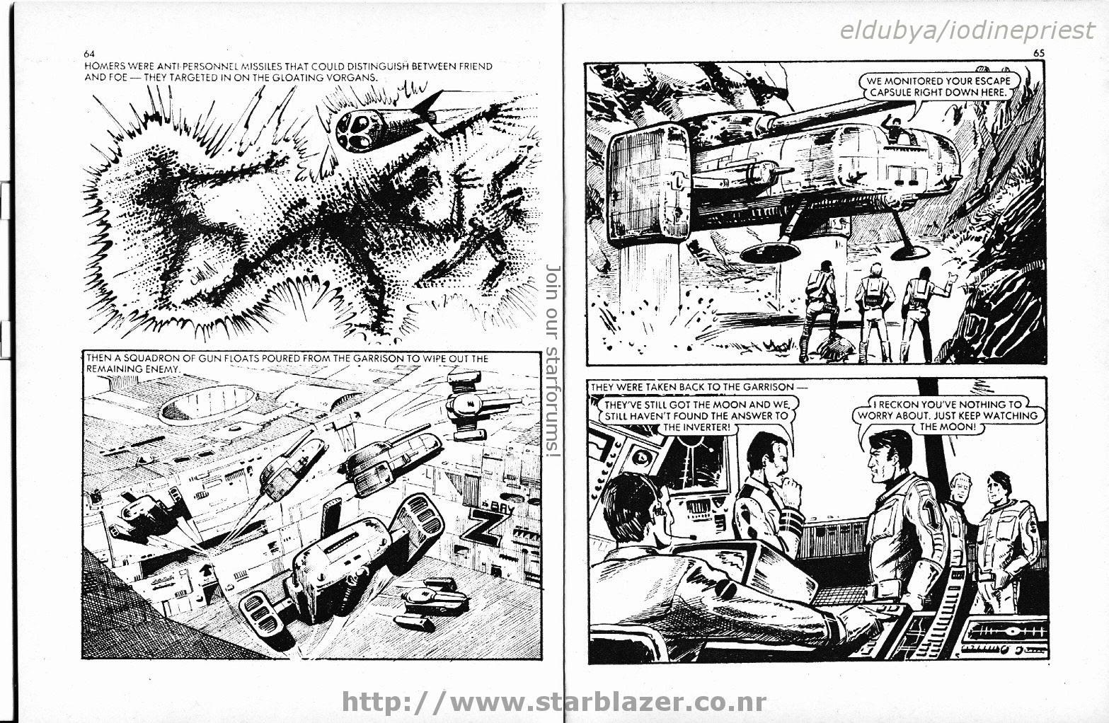 Starblazer issue 98 - Page 34
