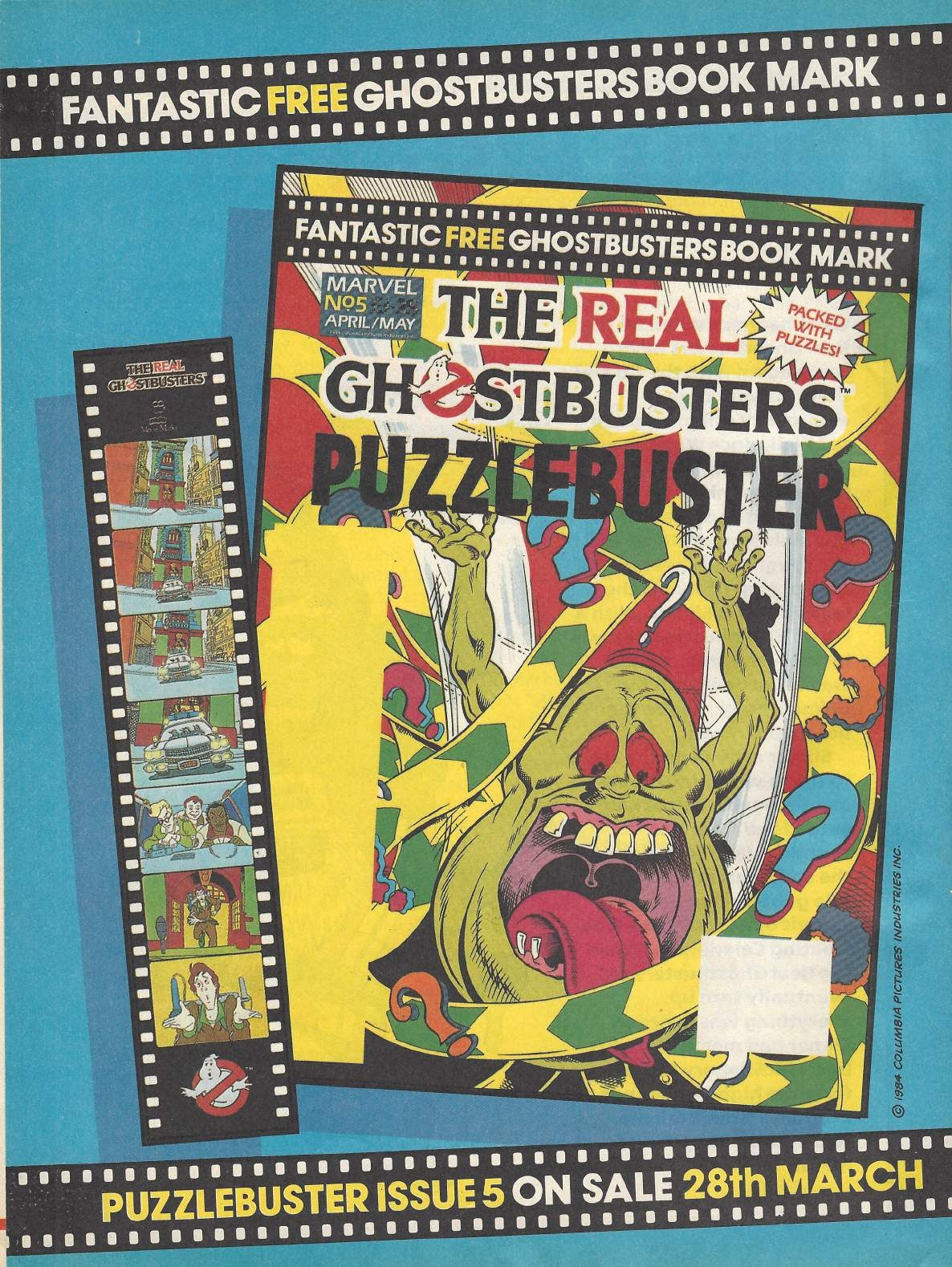 The Real Ghostbusters Issue #148 #131 - English 6