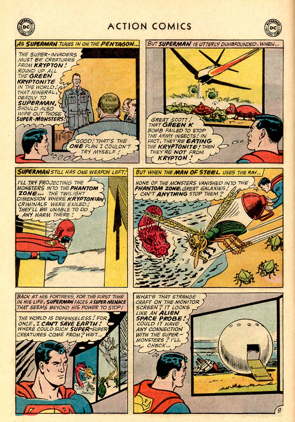 Read online Action Comics (1938) comic -  Issue #326 - 12