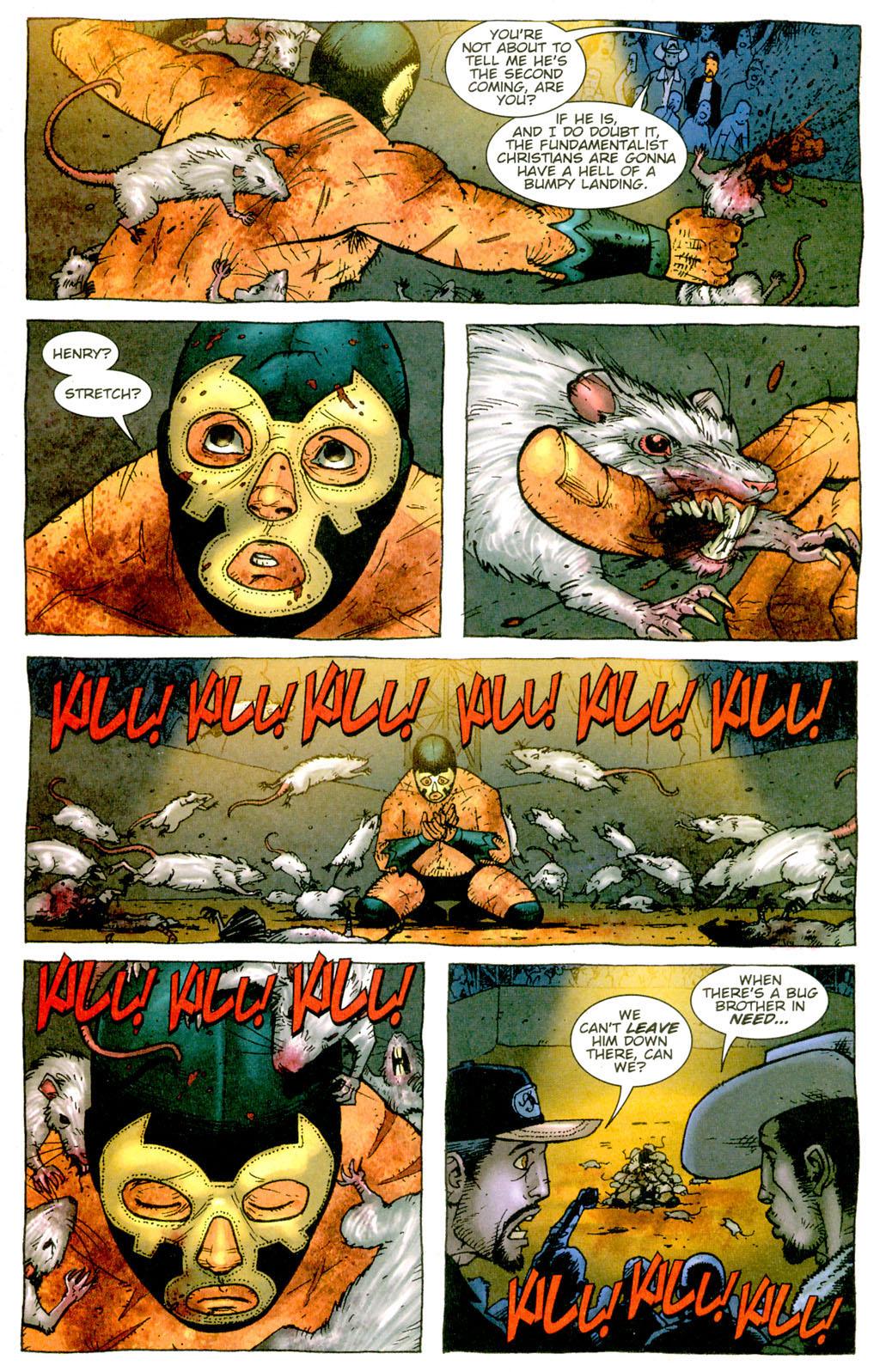 Read online The Exterminators comic -  Issue #7 - 21