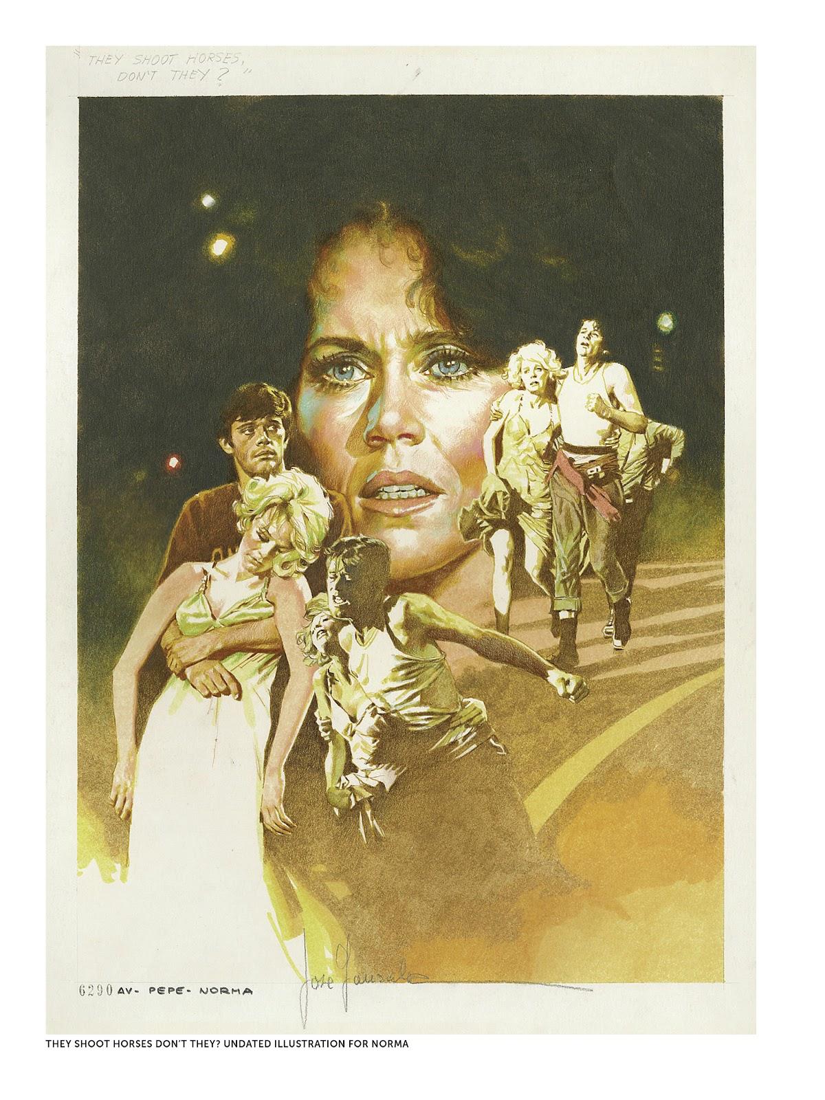 Read online The Art of Jose Gonzalez comic -  Issue # TPB (Part 2) - 70
