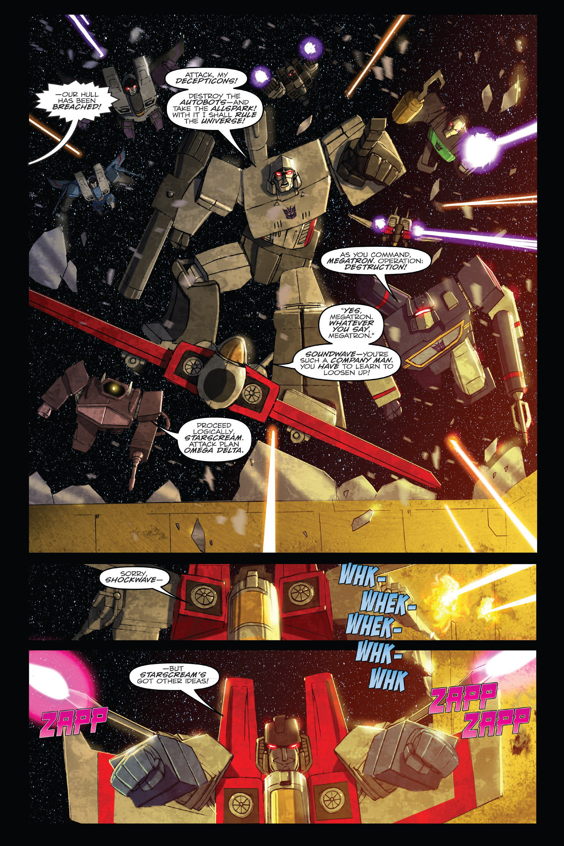 Read online Angry Birds Transformers: Age of Eggstinction comic -  Issue # Full - 7