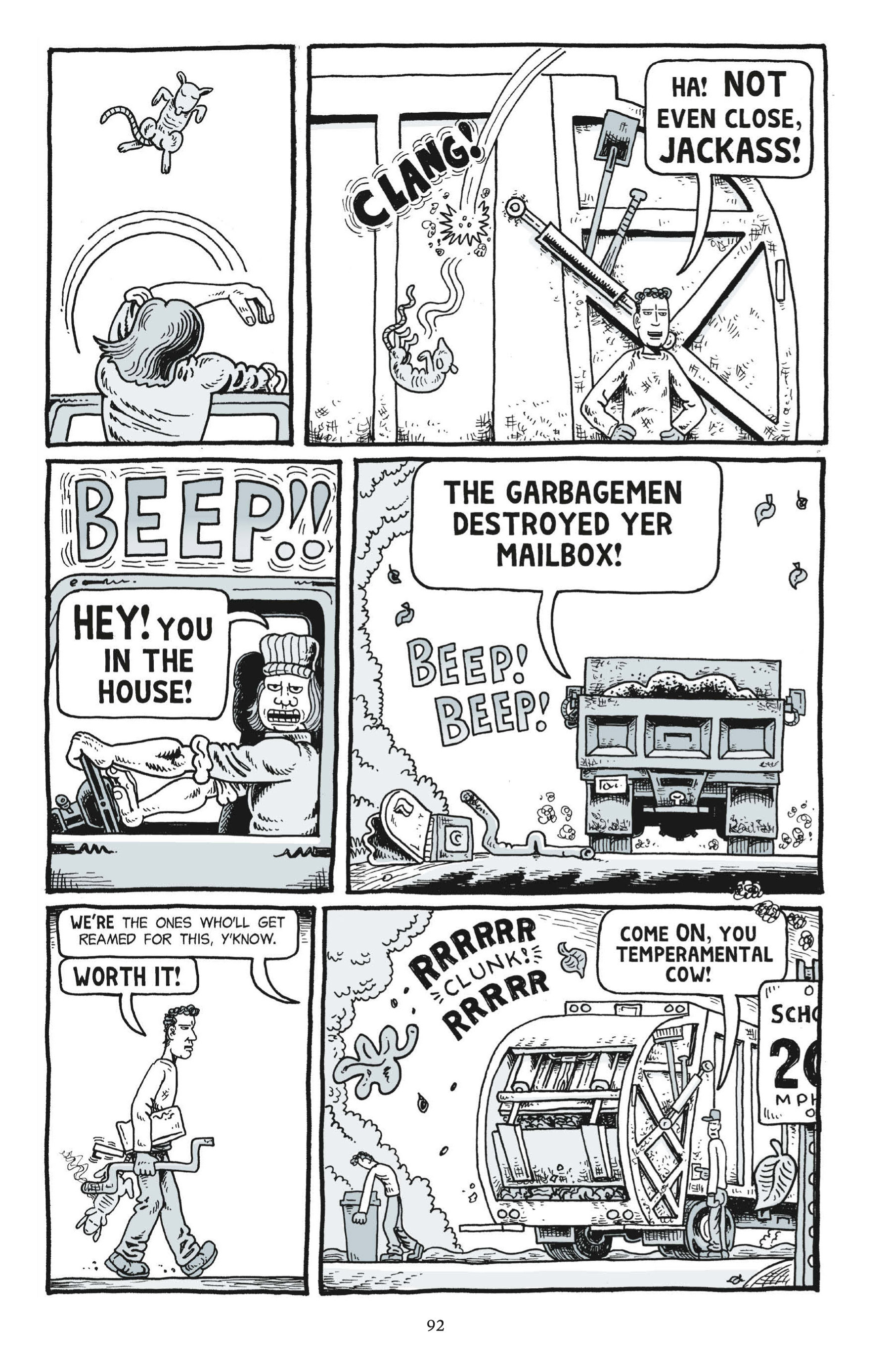 Read online Trashed comic -  Issue # Full - 91
