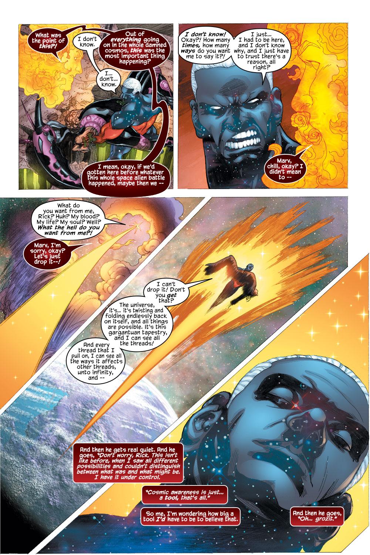 Captain Marvel (2002) Issue #1 #1 - English 15