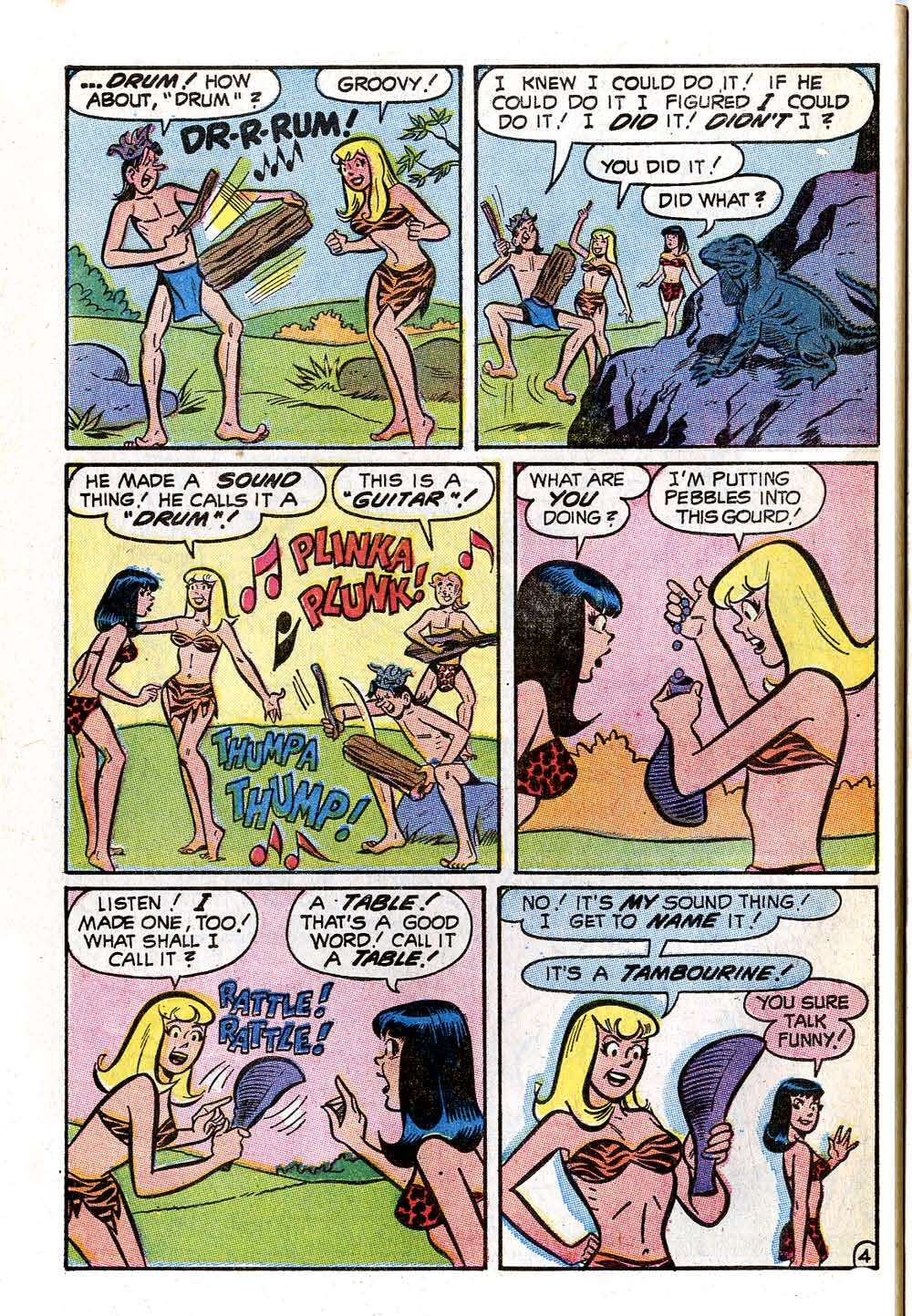Read online Archie (1960) comic -  Issue #208 - 32
