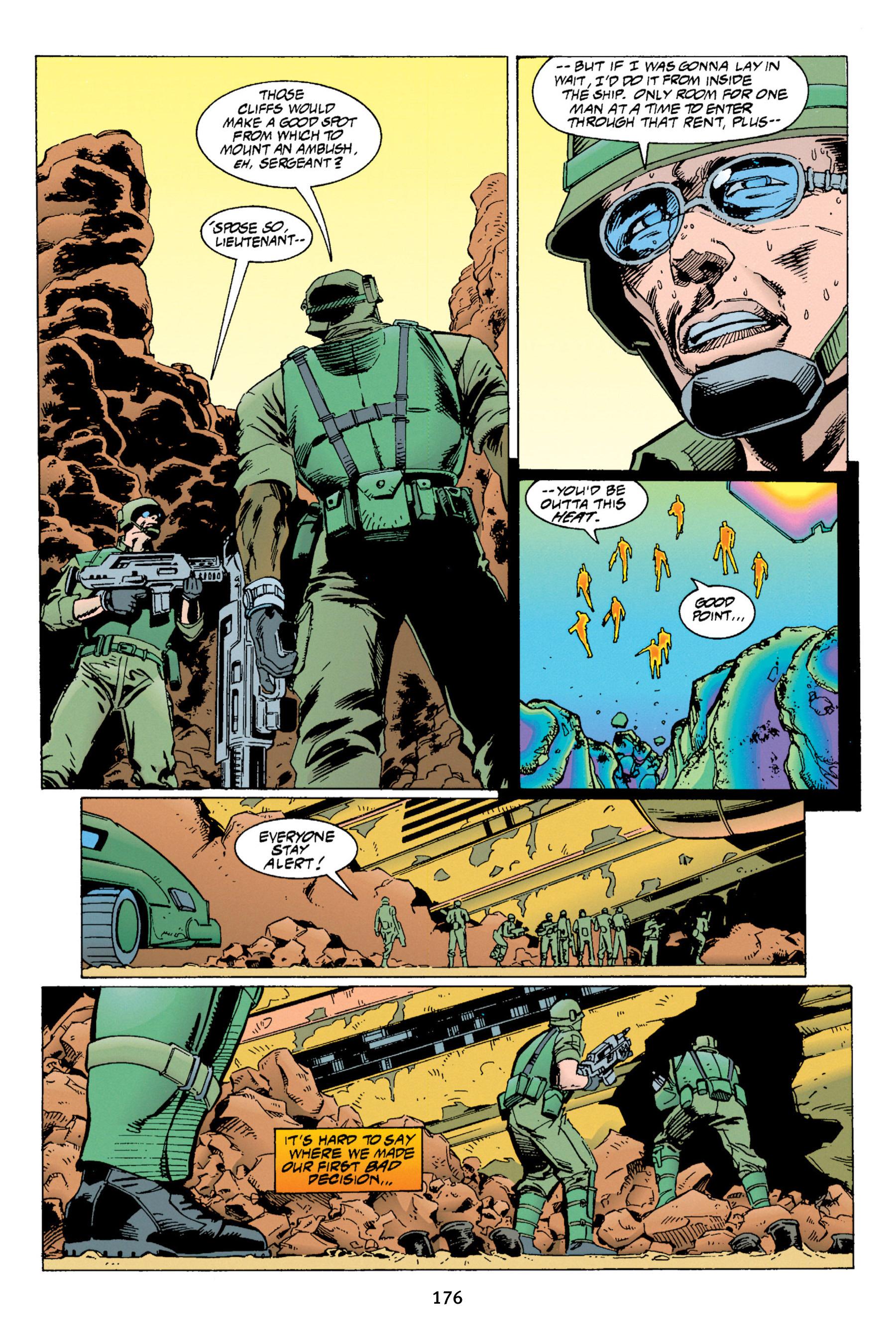 Read online Aliens vs. Predator Omnibus comic -  Issue # _TPB 1 Part 2 - 74