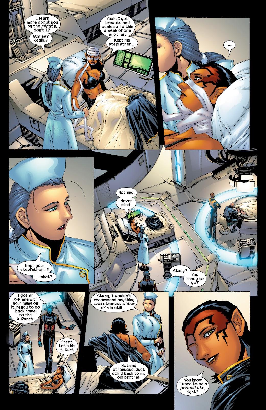 Uncanny X-Men (1963) issue 416 - Page 10