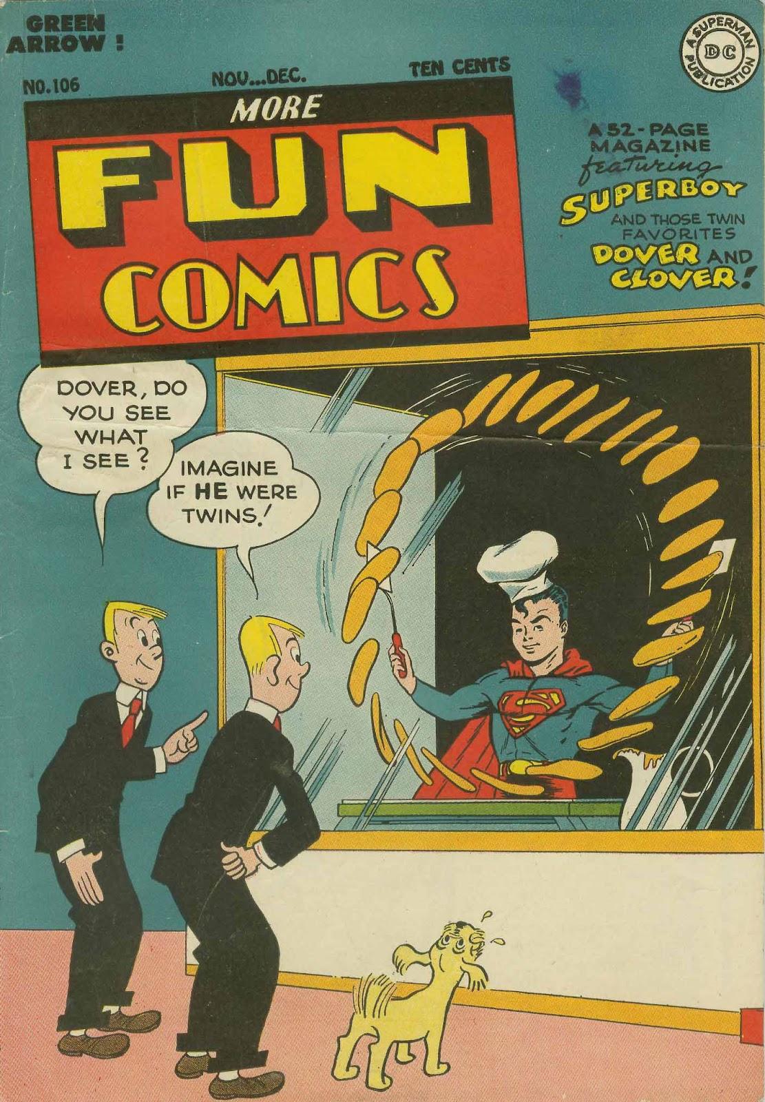 More Fun Comics 106 Page 1