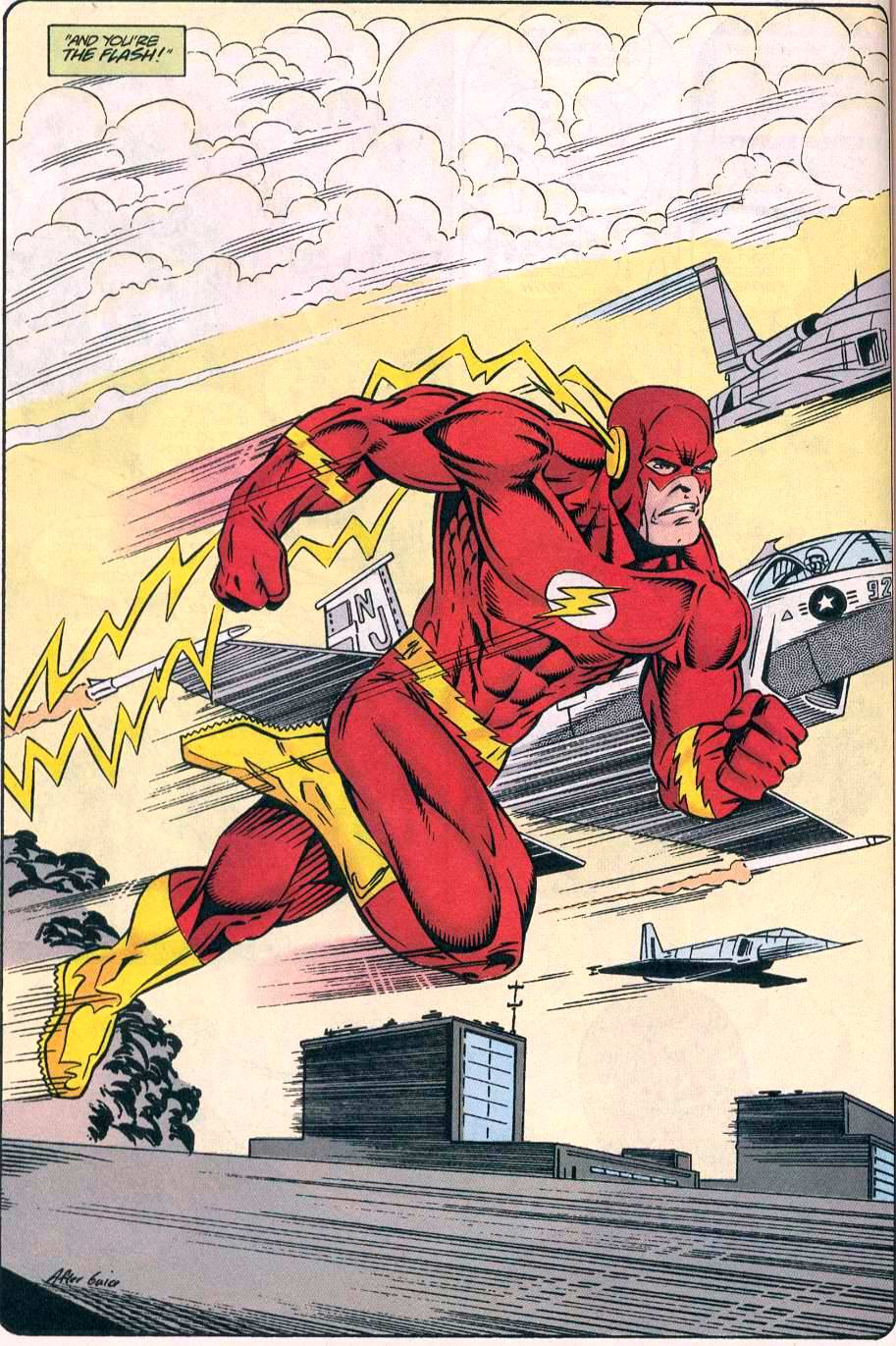Read online The Flash (1987) comic -  Issue # _Annual 8 - 33