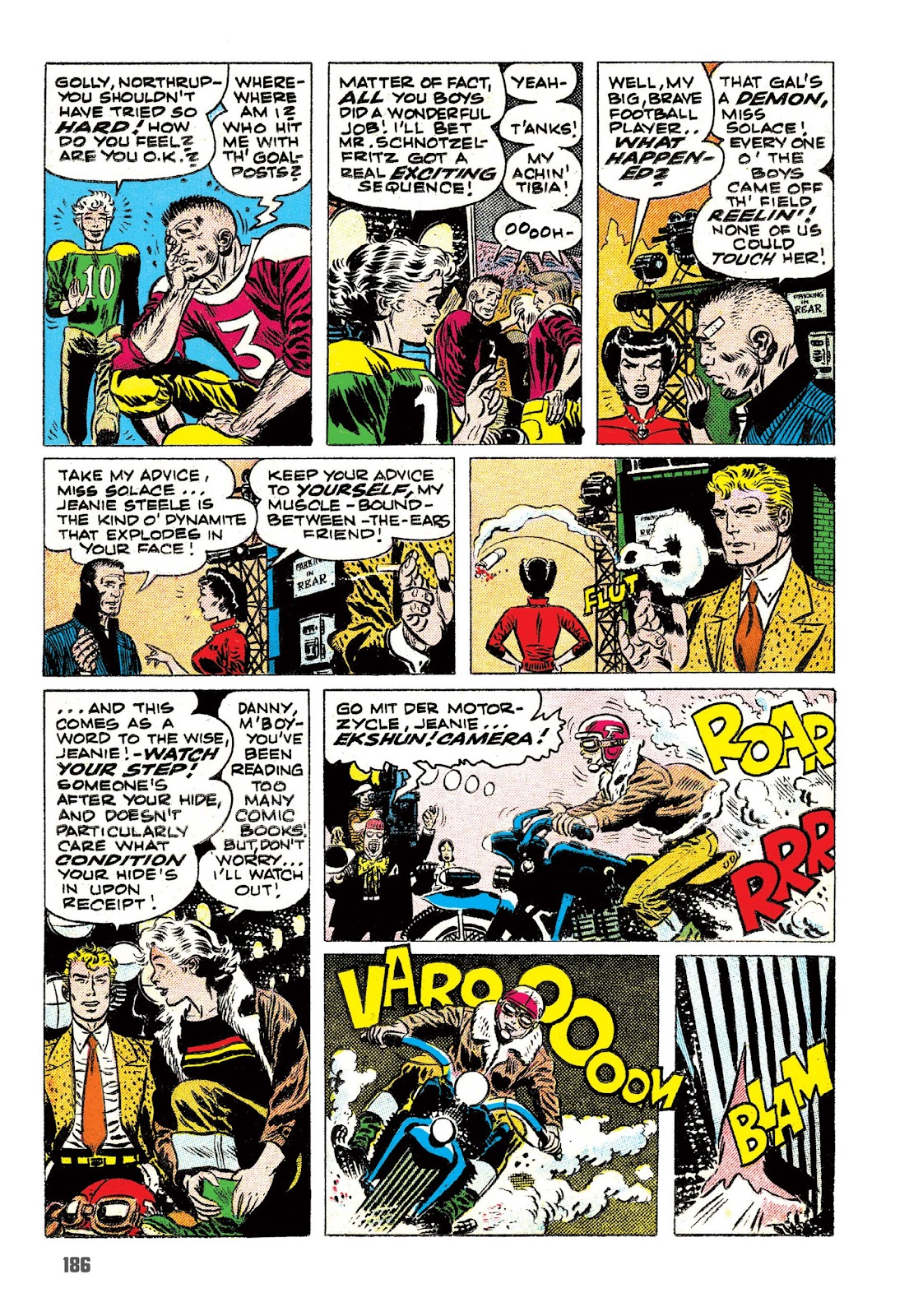 Read online The Joe Kubert Archives comic -  Issue # TPB (Part 2) - 97