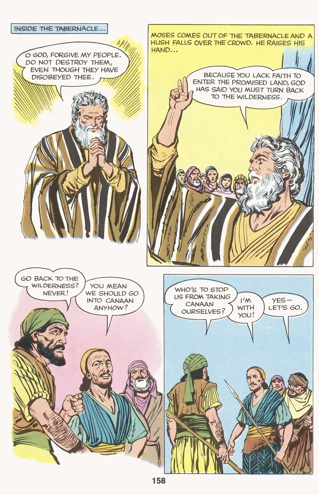 The Picture Bible issue TPB (Part 2) - Page 61