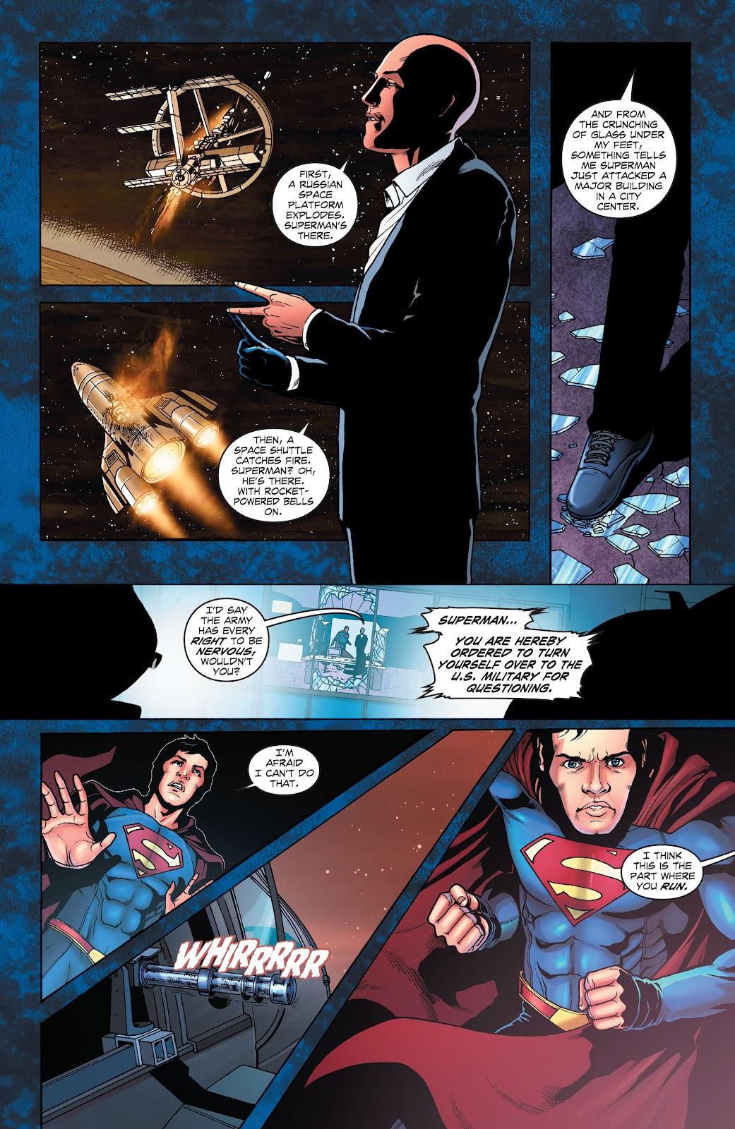 Read online Smallville Season 11 [II] comic -  Issue # TPB 1 - 80