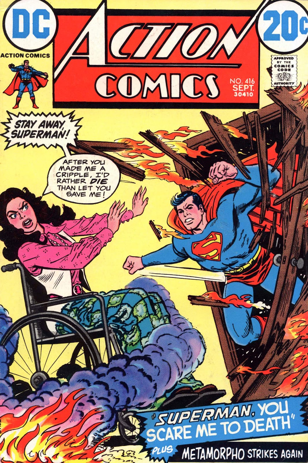 Action Comics (1938) 416 Page 1