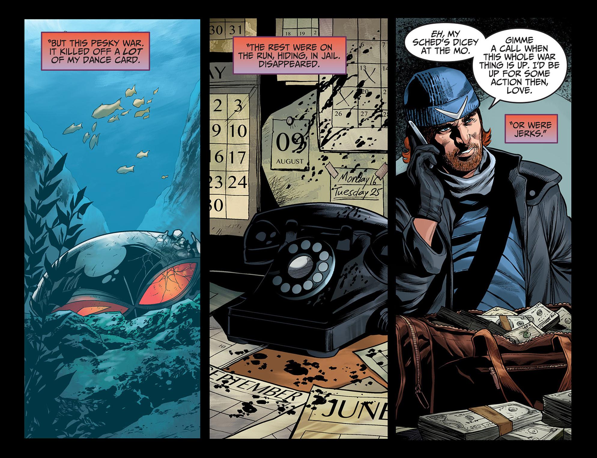 Read online Injustice: Ground Zero comic -  Issue #7 - 9