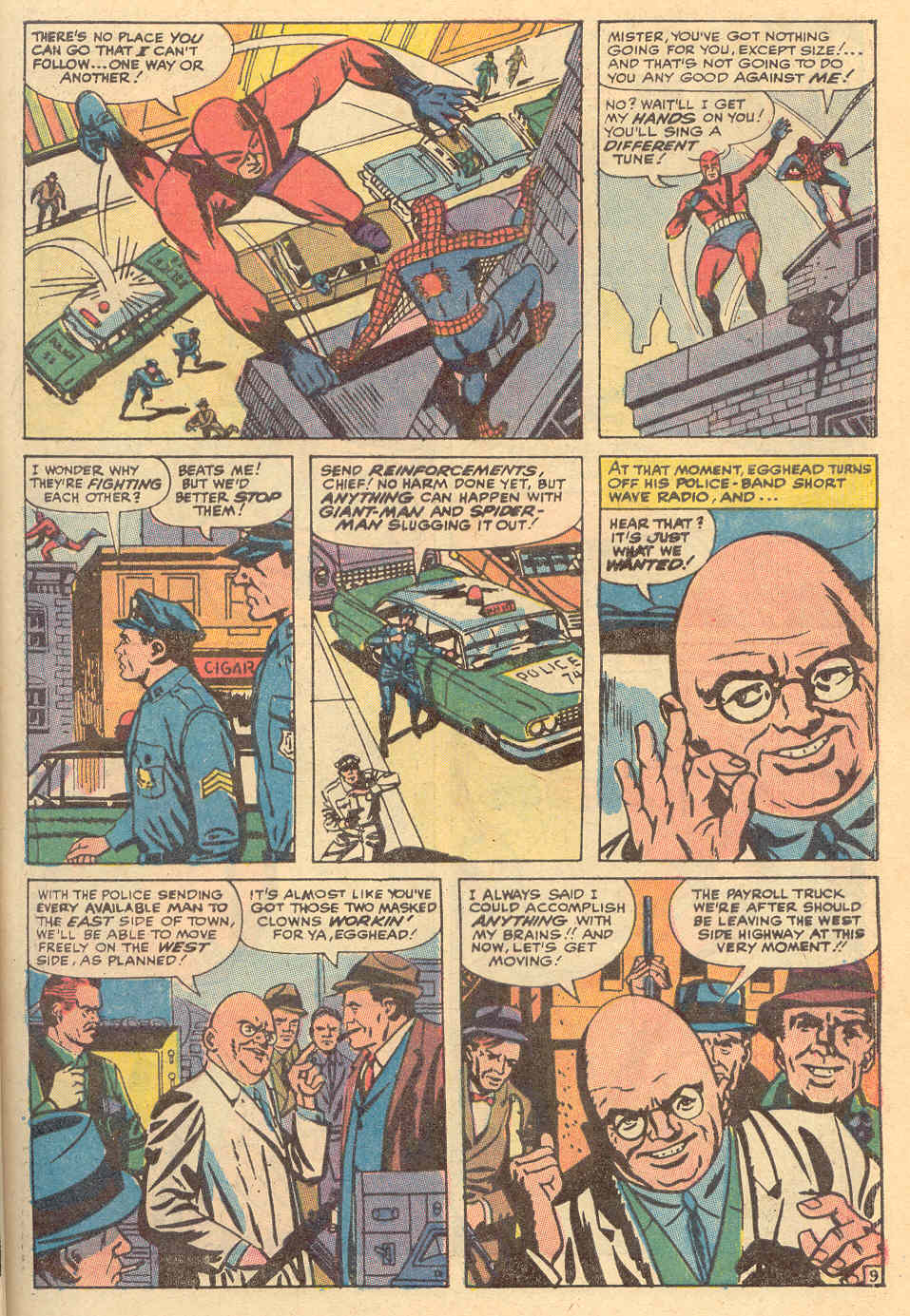The Amazing Spider-Man (1963) _Annual_8 Page 27