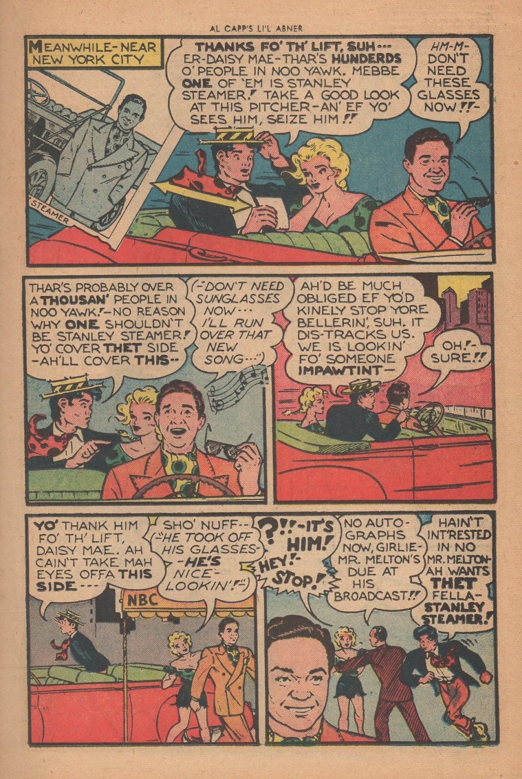 Li'l Abner Comics issue 77 - Page 19