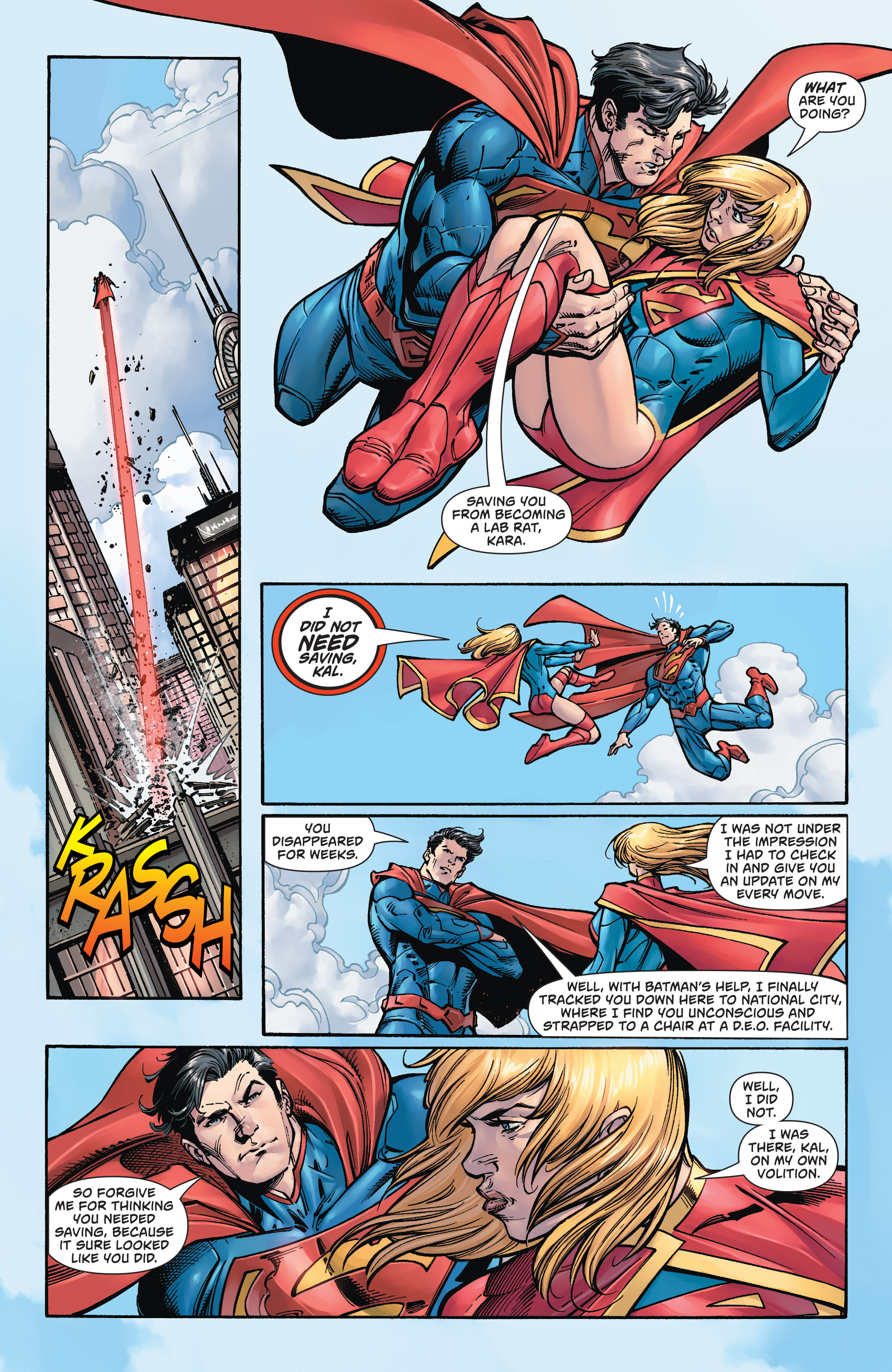 Read online Action Comics (2011) comic -  Issue #51 - 7