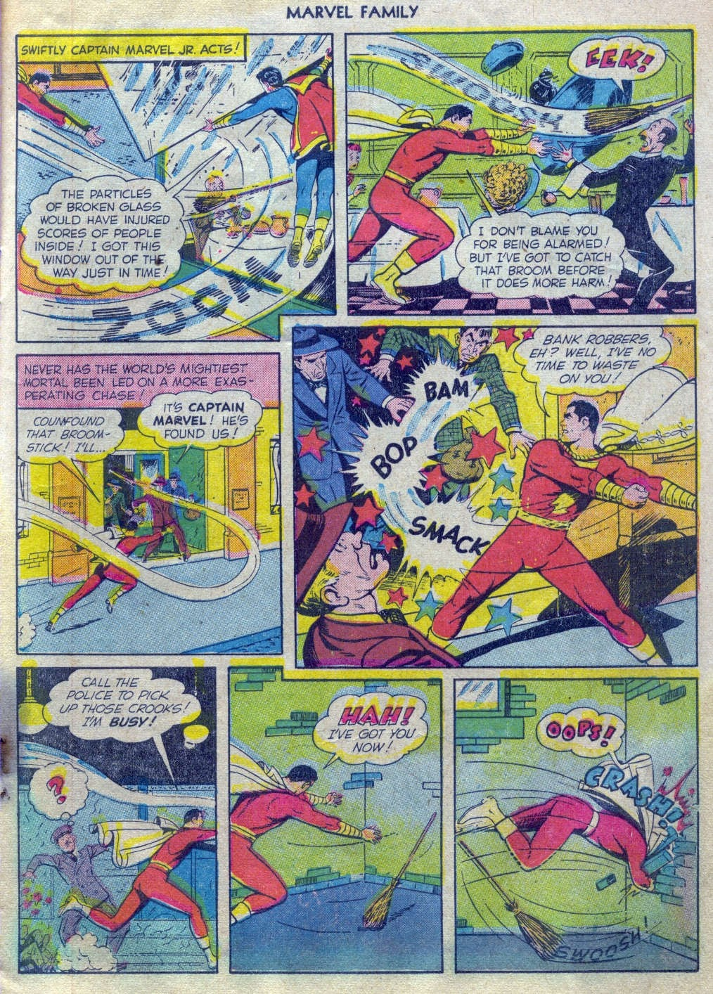 The Marvel Family issue 52 - Page 6