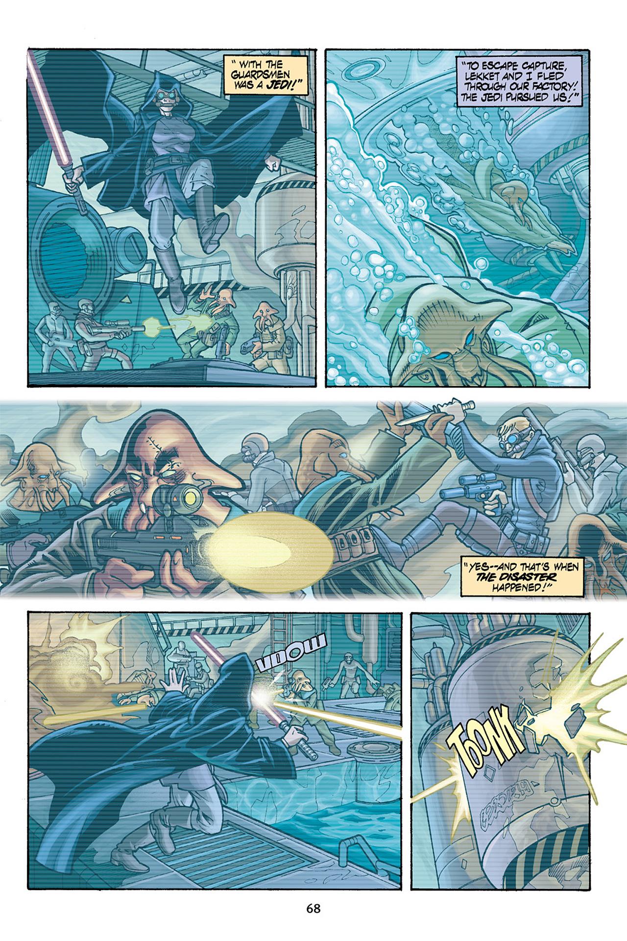 Read online Star Wars Omnibus comic -  Issue # Vol. 10 - 67