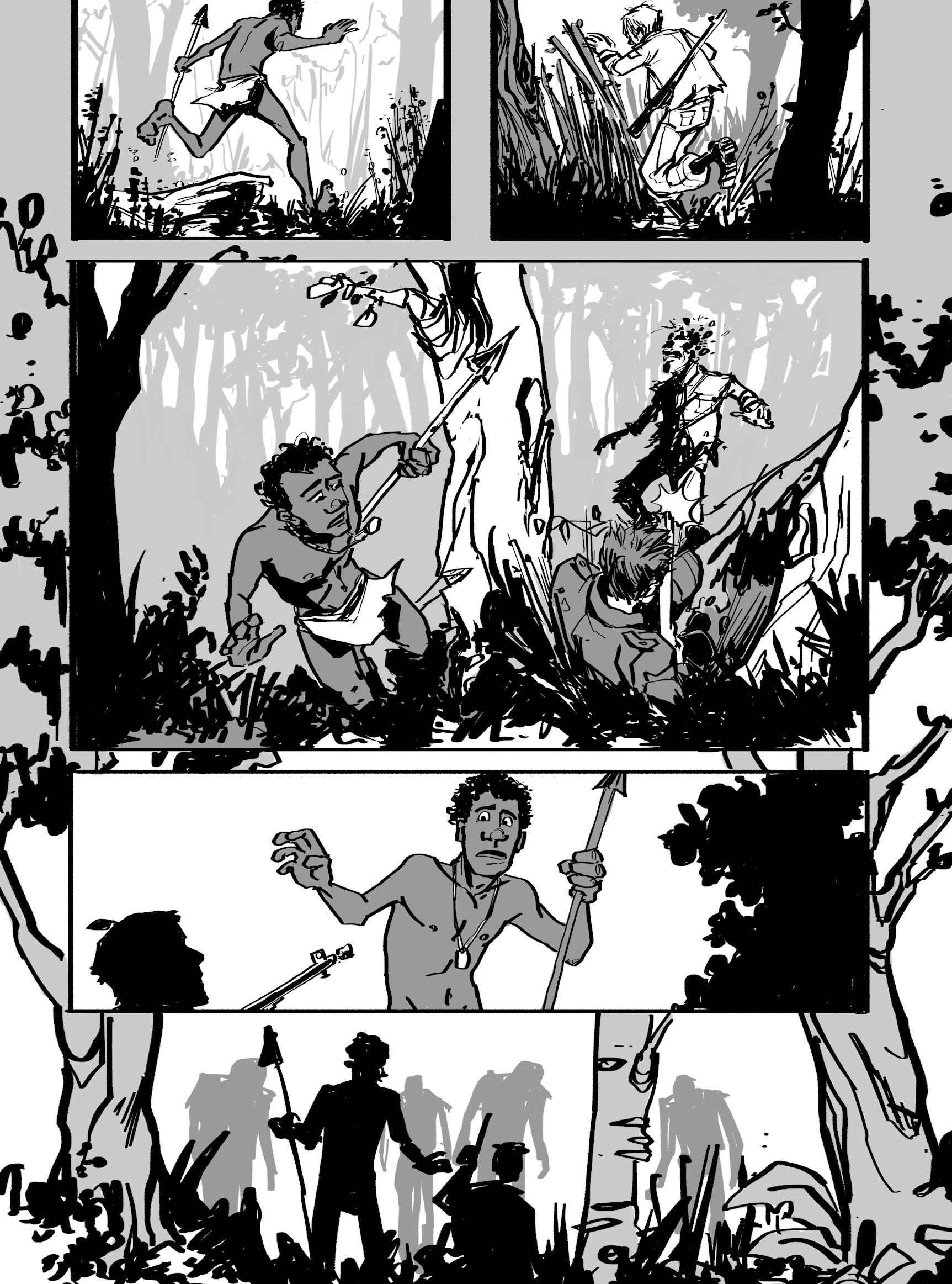Read online FUBAR comic -  Issue #2 - 212