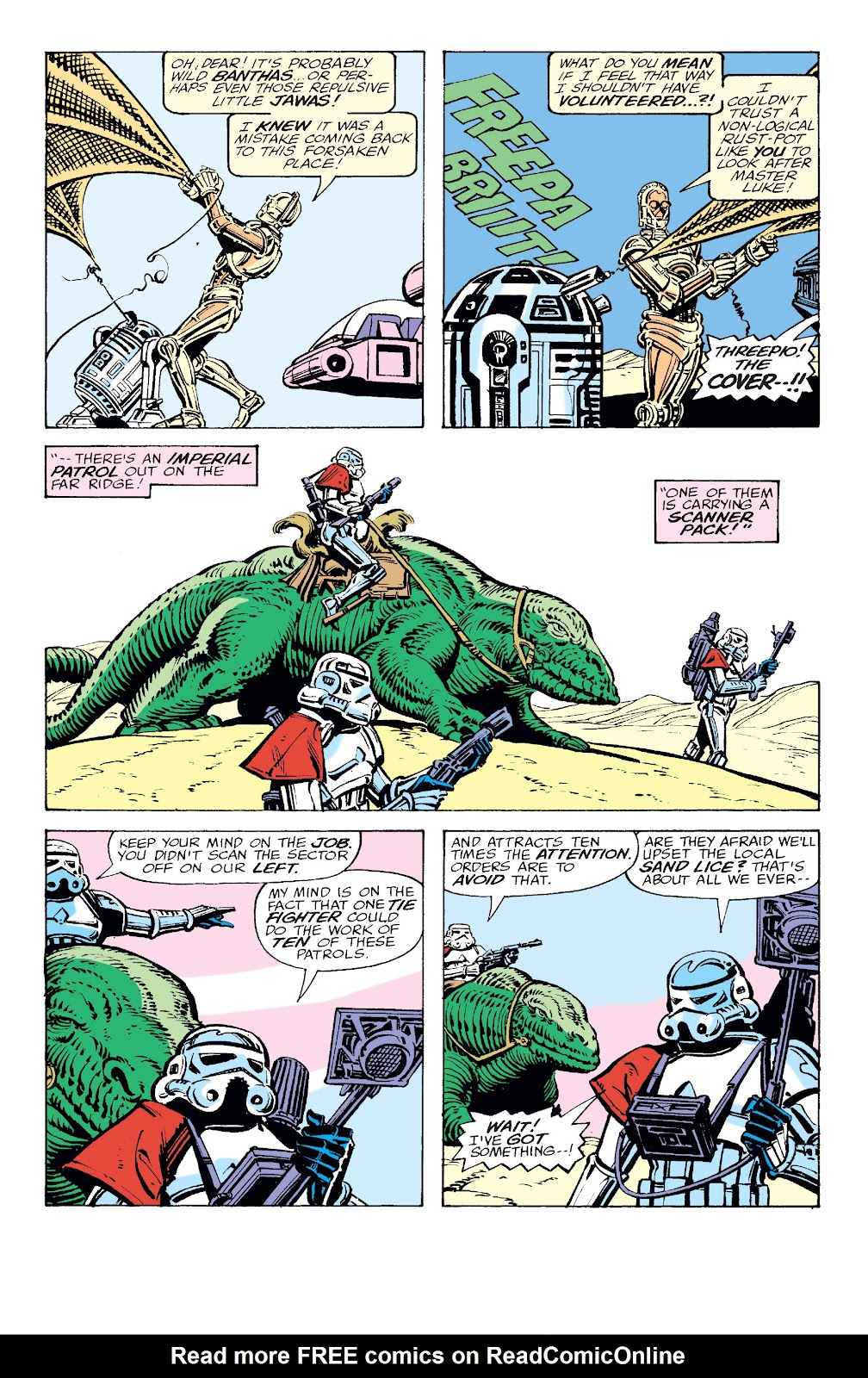 Read online Star Wars Legends: The Original Marvel Years - Epic Collection comic -  Issue # TPB 2 (Part 2) - 35