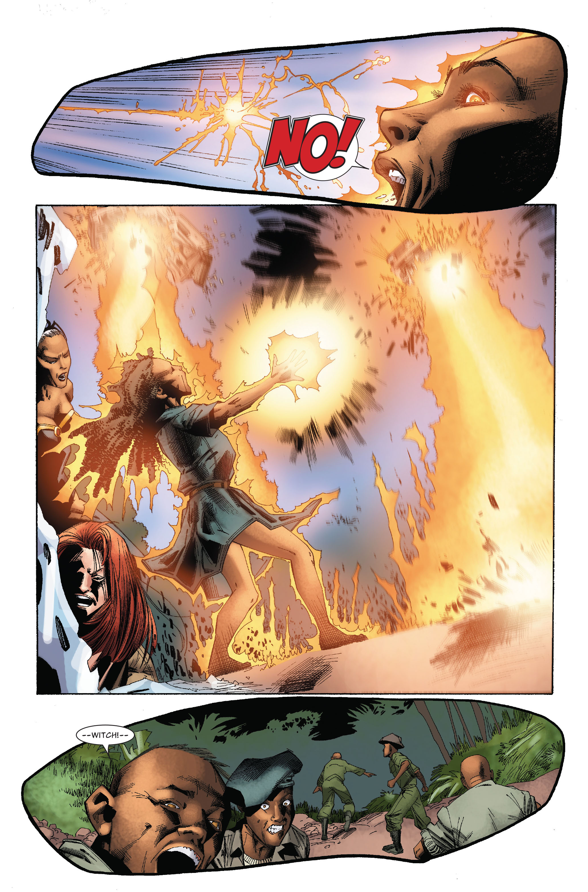 Read online Uncanny X-Men (1963) comic -  Issue #528 - 22