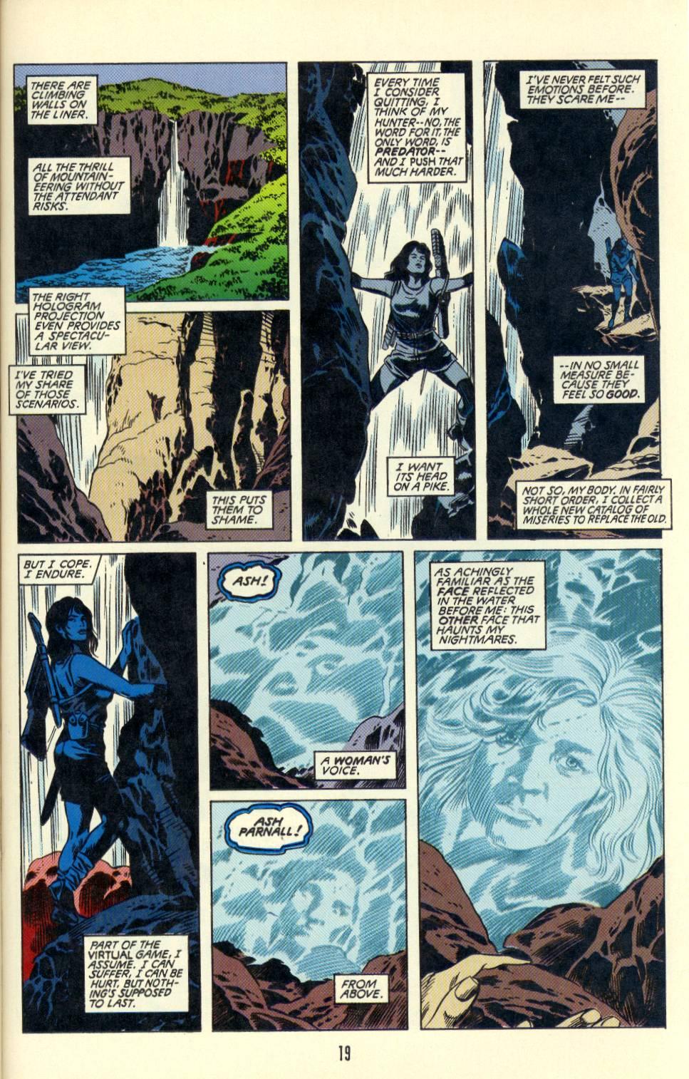 Read online Aliens/Predator: The Deadliest of the Species comic -  Issue #2 - 20