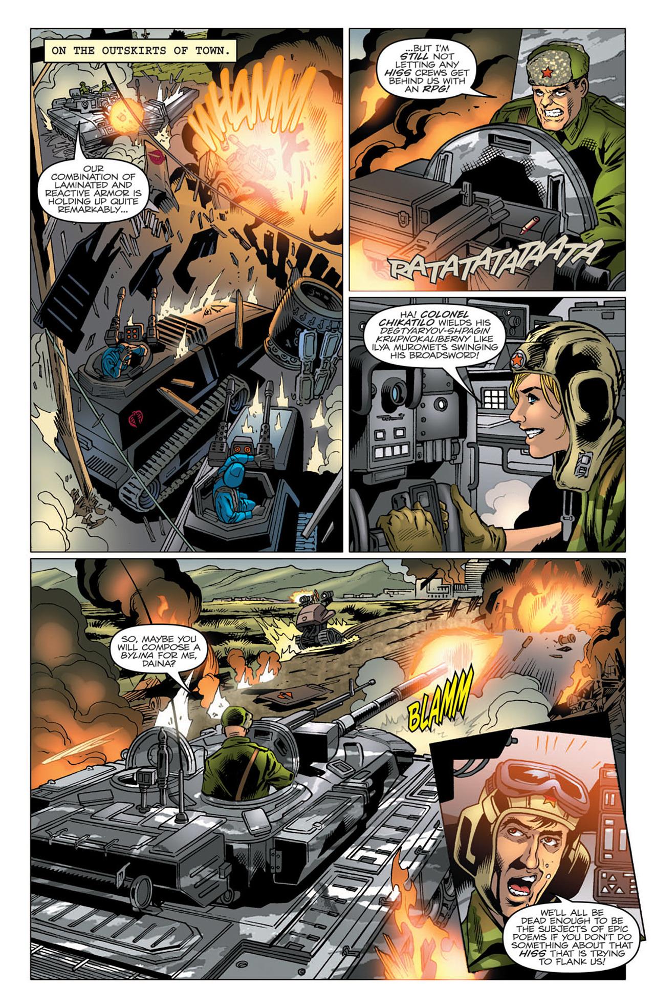 G.I. Joe: A Real American Hero 174 Page 18