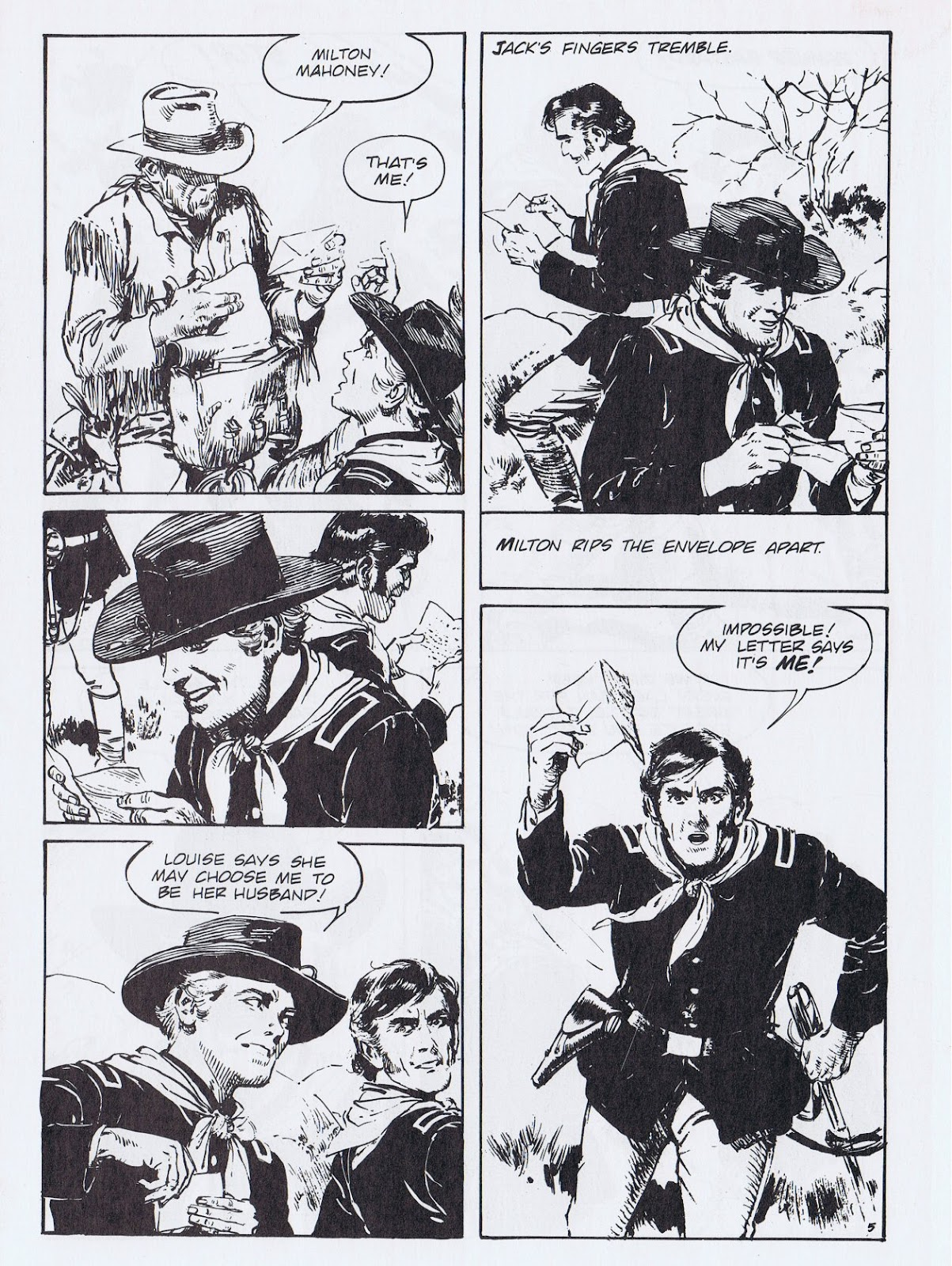 Read online Merchants of Death comic -  Issue #2 - 7