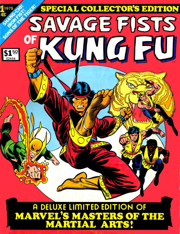Savage Fists Of Kung Fu TPB Page 1