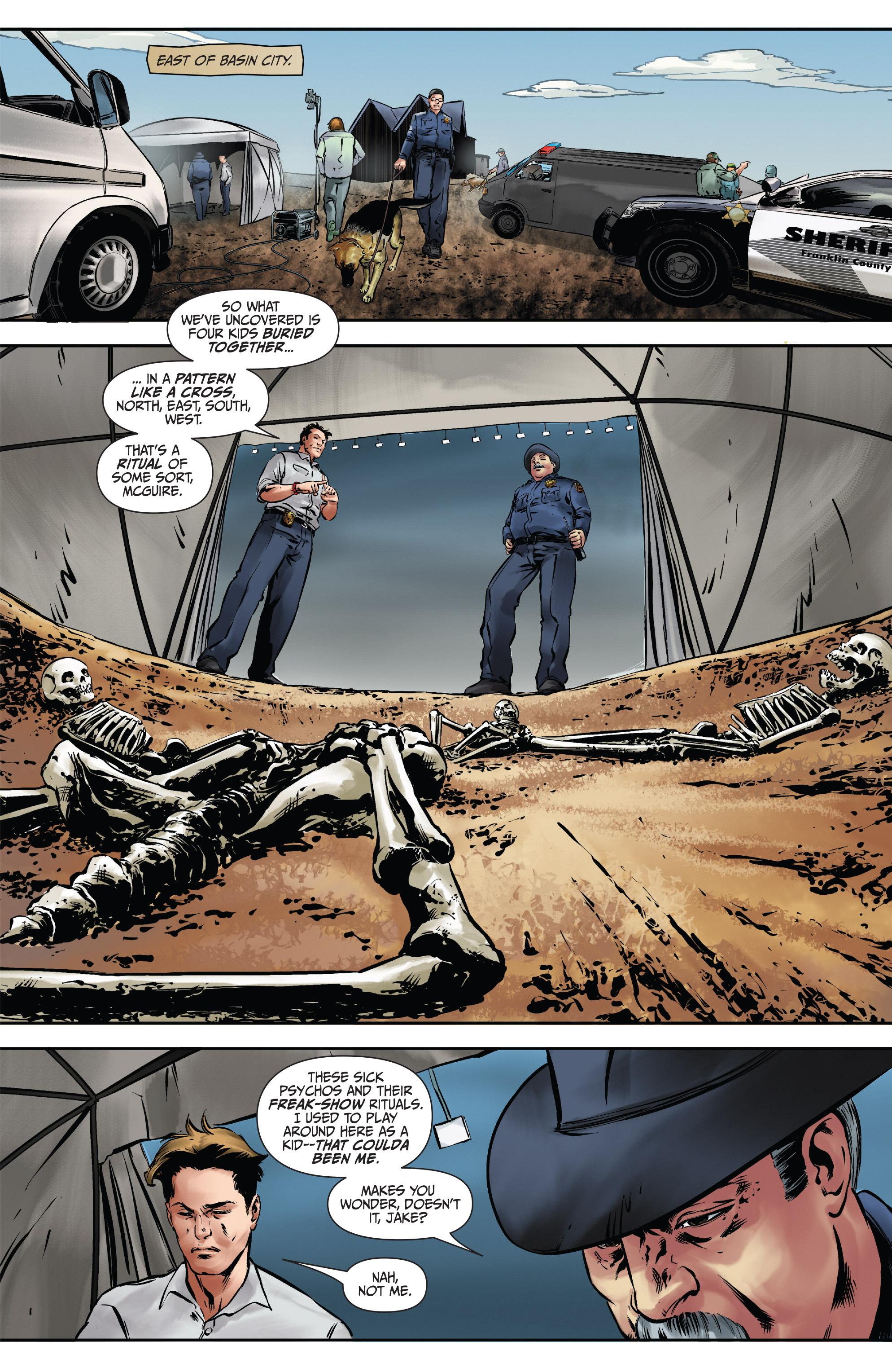 Read online Mercy Thompson comic -  Issue #2 - 9