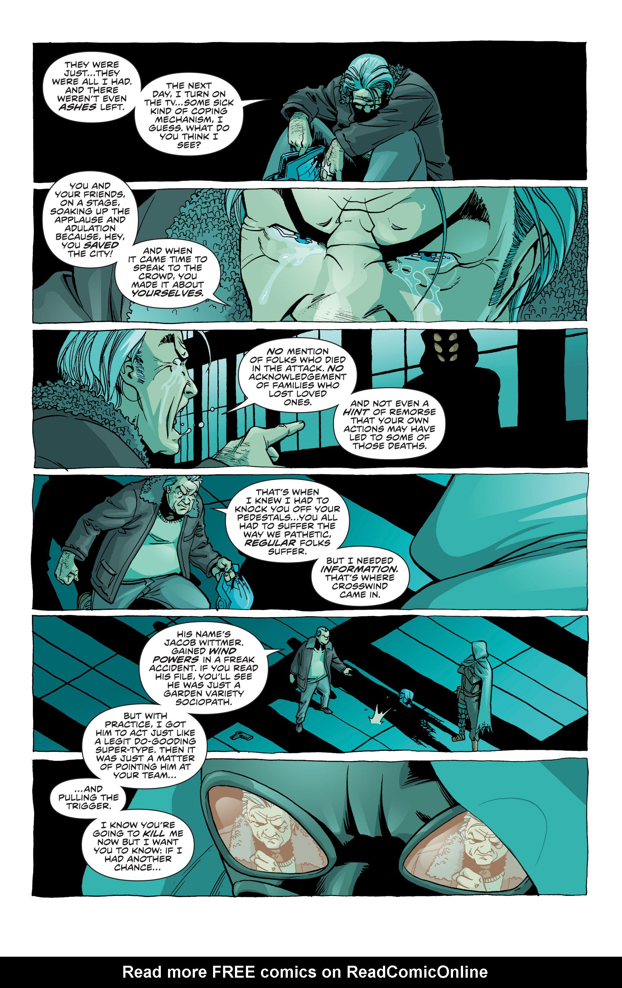Read online Secret Identities comic -  Issue # _TPB - 169