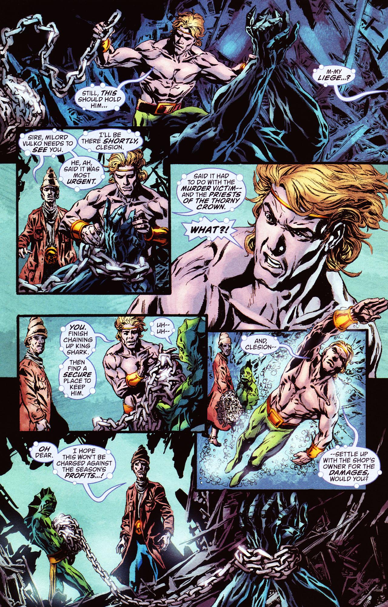 Read online Aquaman: Sword of Atlantis comic -  Issue #46 - 24