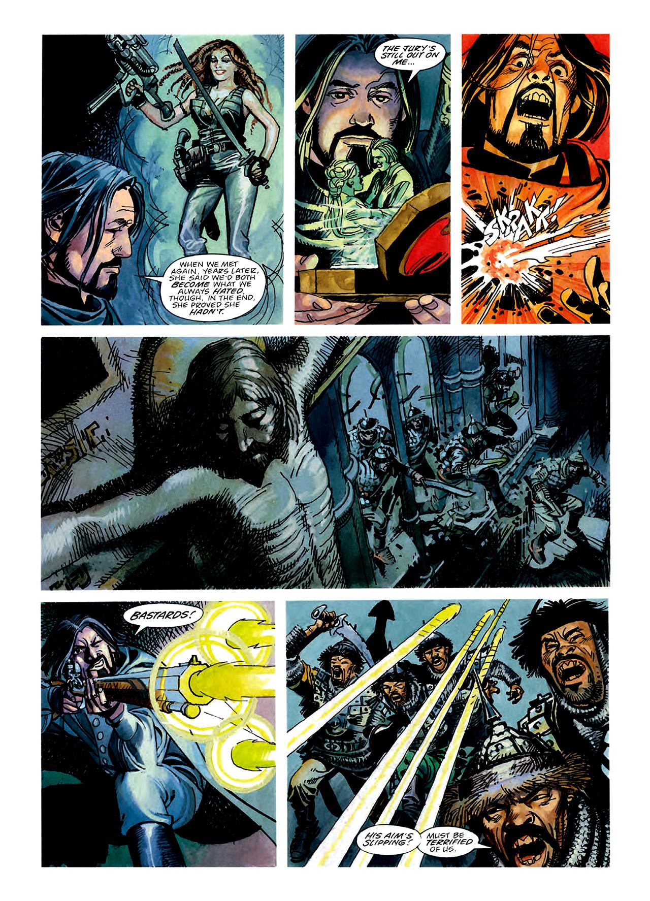 Read online Nikolai Dante comic -  Issue # TPB 3 - 54